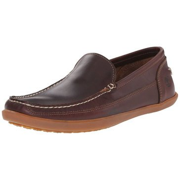 Timberland Odelay Venetian Men's Casual Slip On Shoe Burgundy