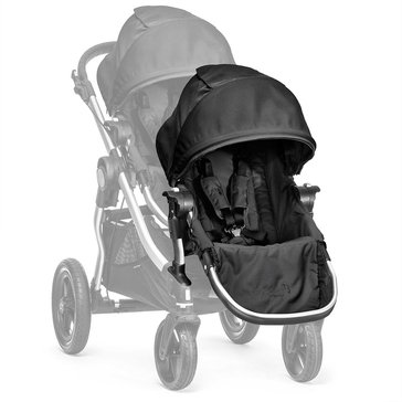 Baby Jogger City Select Second Seat Kit, Onyx