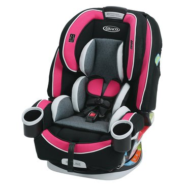 Graco 4Ever All-in-One Car Seat, Azalea
