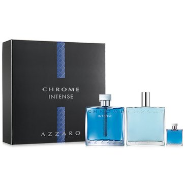 Azzaro Chrome Intense Set