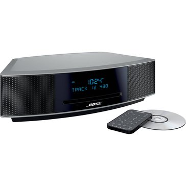 Bose Wave Music System IV - Silver