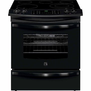 Kenmore 4.6-Cu.Ft. Slide-In Electric Range, Black (22-42549)