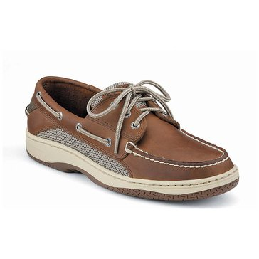 Sperry Billfish 3 Eye Men's Boat Shoe Dark Tan