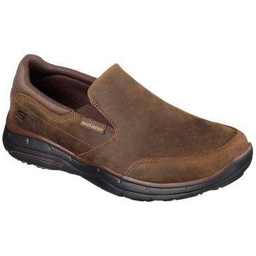 Skechers 64589-CDB Calculous Dark Brown