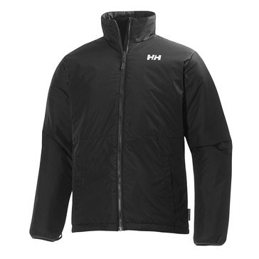 HH SQUAMISH 3 IN 1 BLK HOOD JACKET