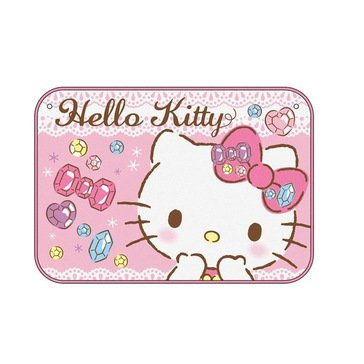 Hello Kitty Jewelry Blanket