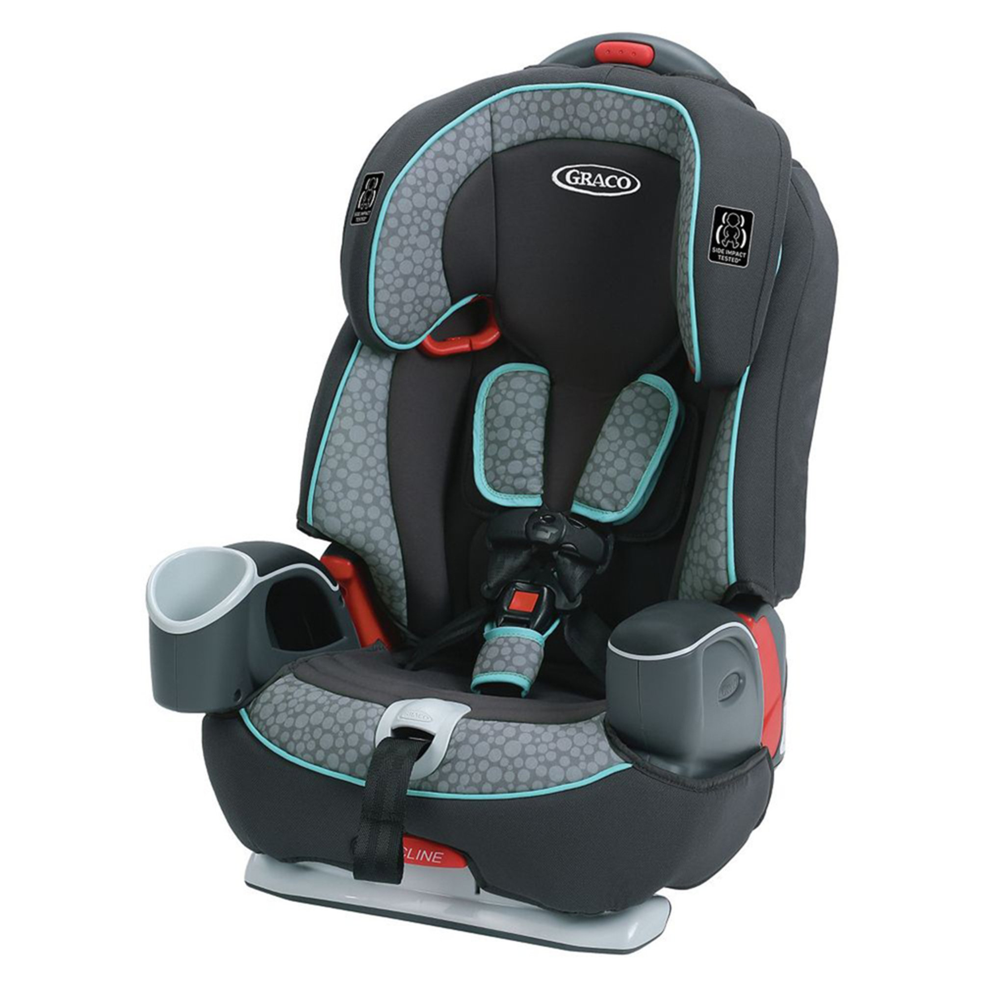 Graco Nautilus® 65 3-in-1 Harness Booster Car Seat, Sully | Harness