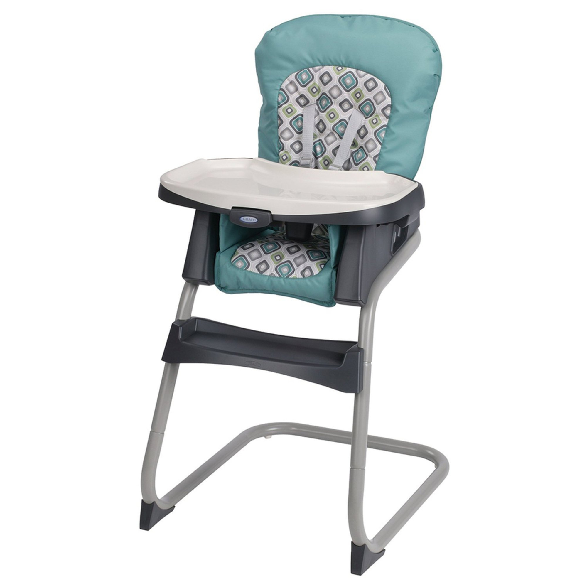 graco ready2dine highchair portable booster affinia