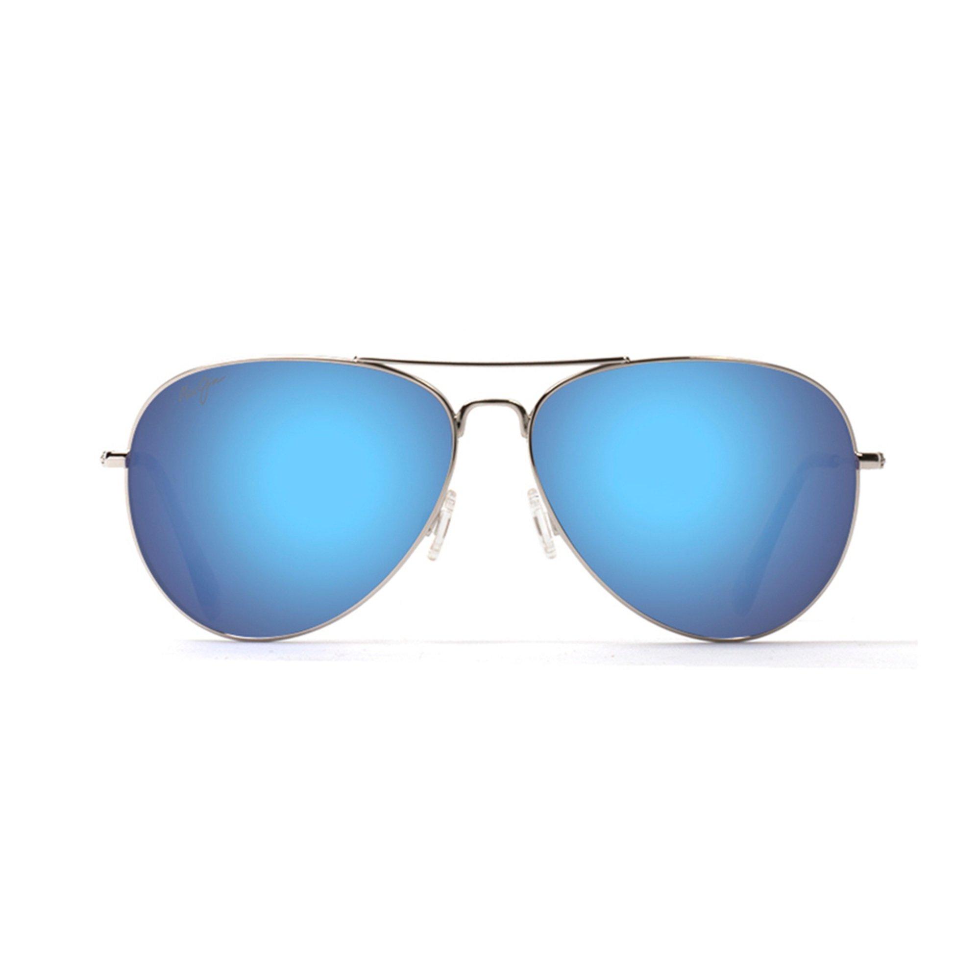 1e26ee85e0f83 Maui Jim. Maui Jim Unisex Polarized Mavericks Blue Hawaii Sunglasses
