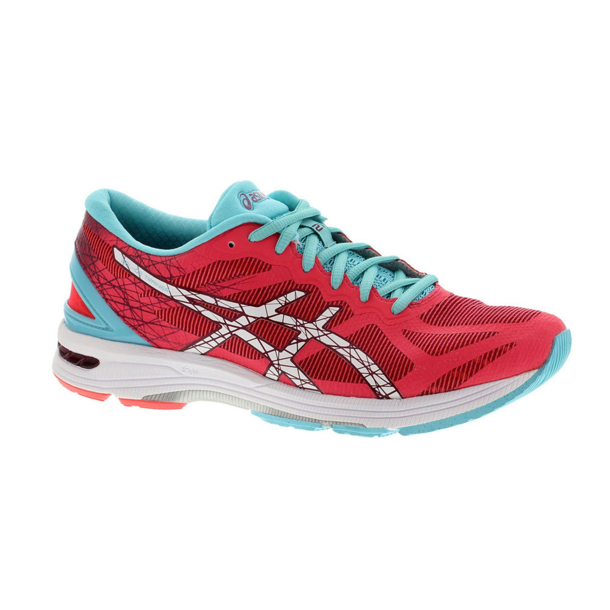 asics gel ds trainer women 39 s running shoe 21 diva pink. Black Bedroom Furniture Sets. Home Design Ideas