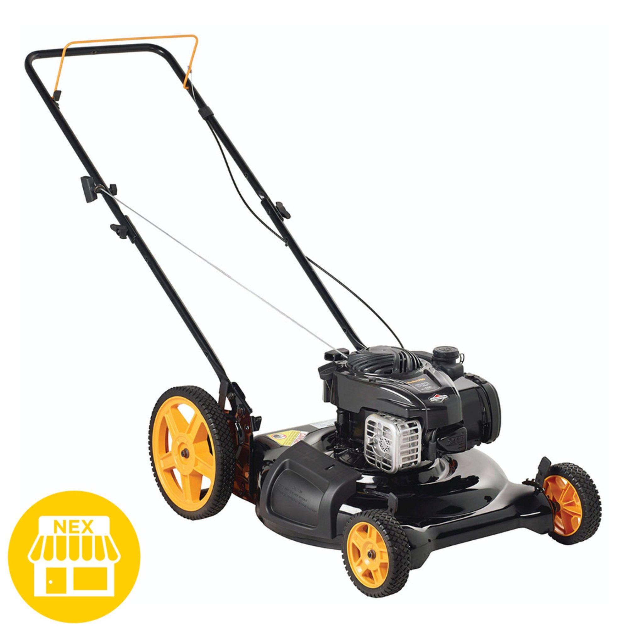 """300 Garden Walk: Poulan Pro 21"""" Walk-behind Lawn Mower W/ 500 Series Briggs"""