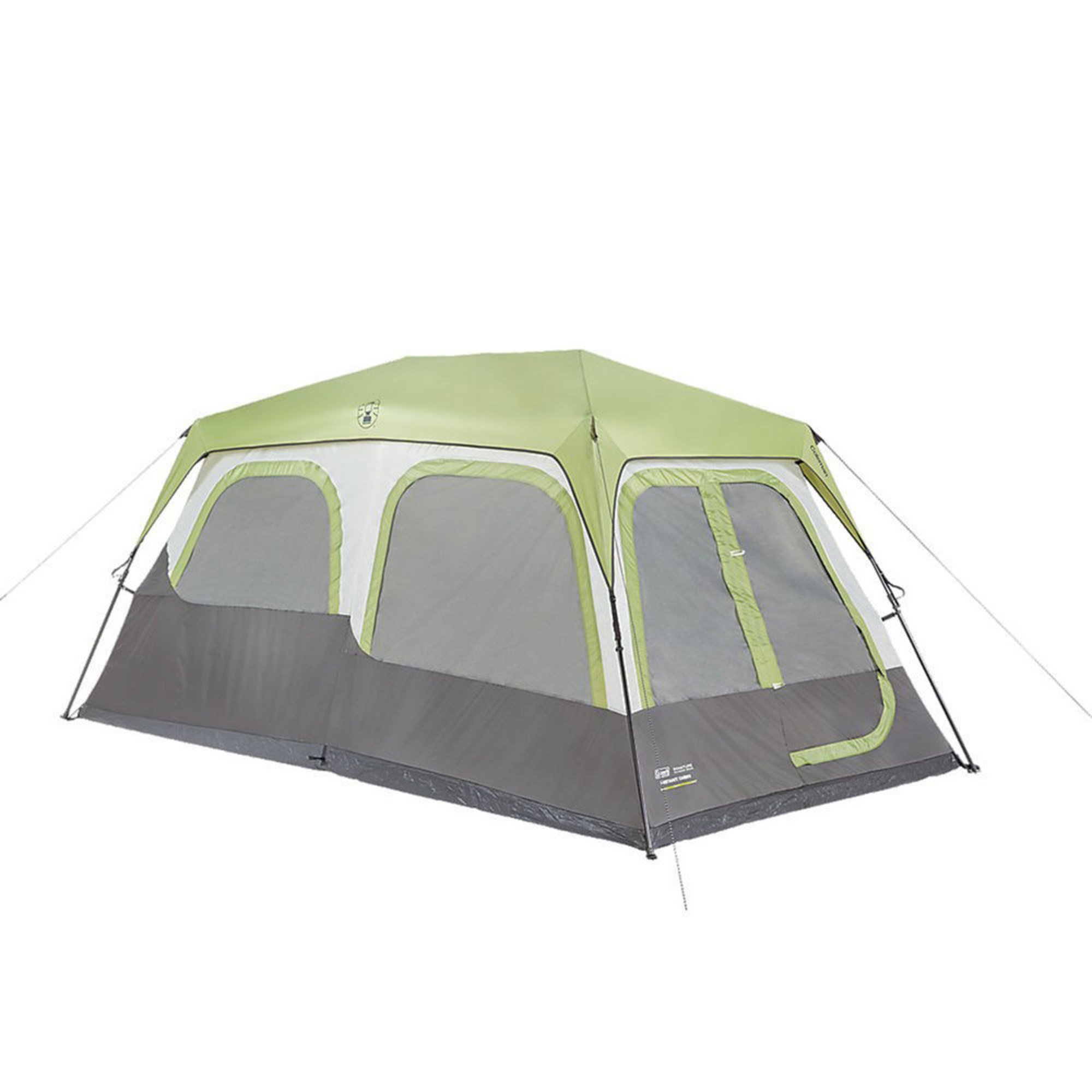 Coleman. Coleman Instant Cabin 8-Person Tent ...  sc 1 st  Navy Exchange & Coleman Instant Cabin 8-person Tent With Rain Fly | Tents - Shop ...