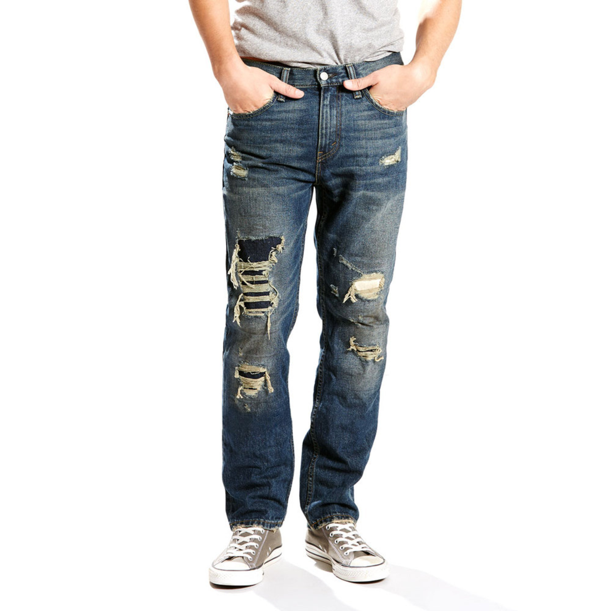Levi's Men's 511 Slim Fit Jean Brooklawn | Young Men's ... - photo #9