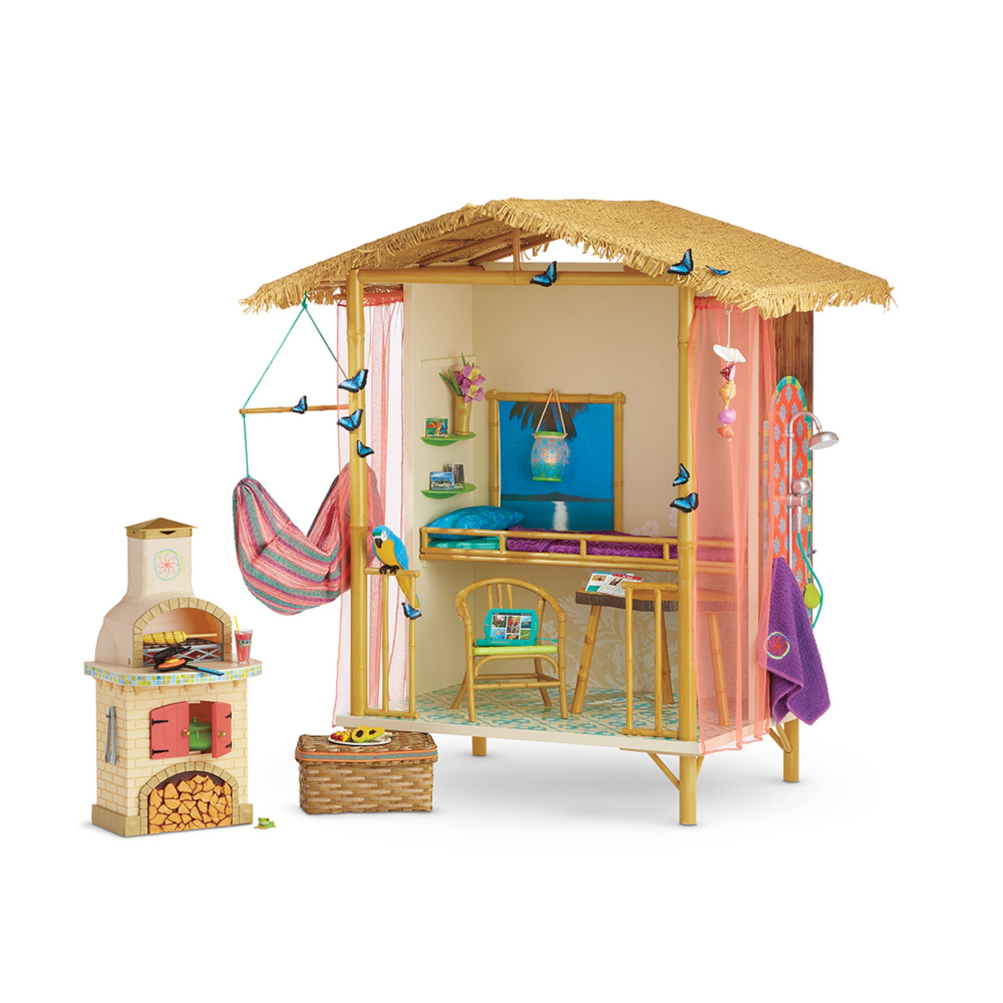 American Girl 2016 Lea 39 S Rainforest House Furniture All Shop Your Navy Exchange Official