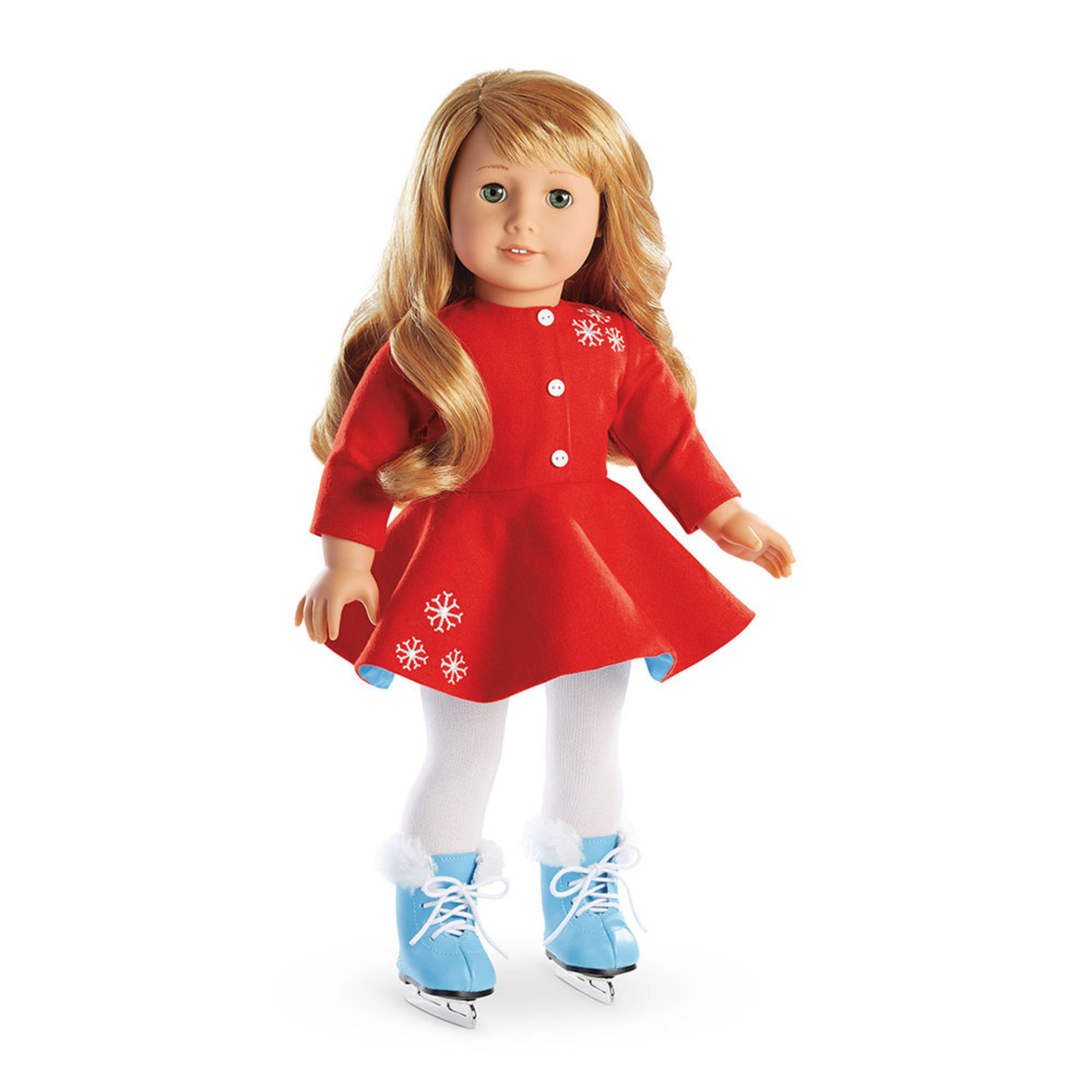 American Girl Maryellen's Ice Skating Outfit | Clothing ...