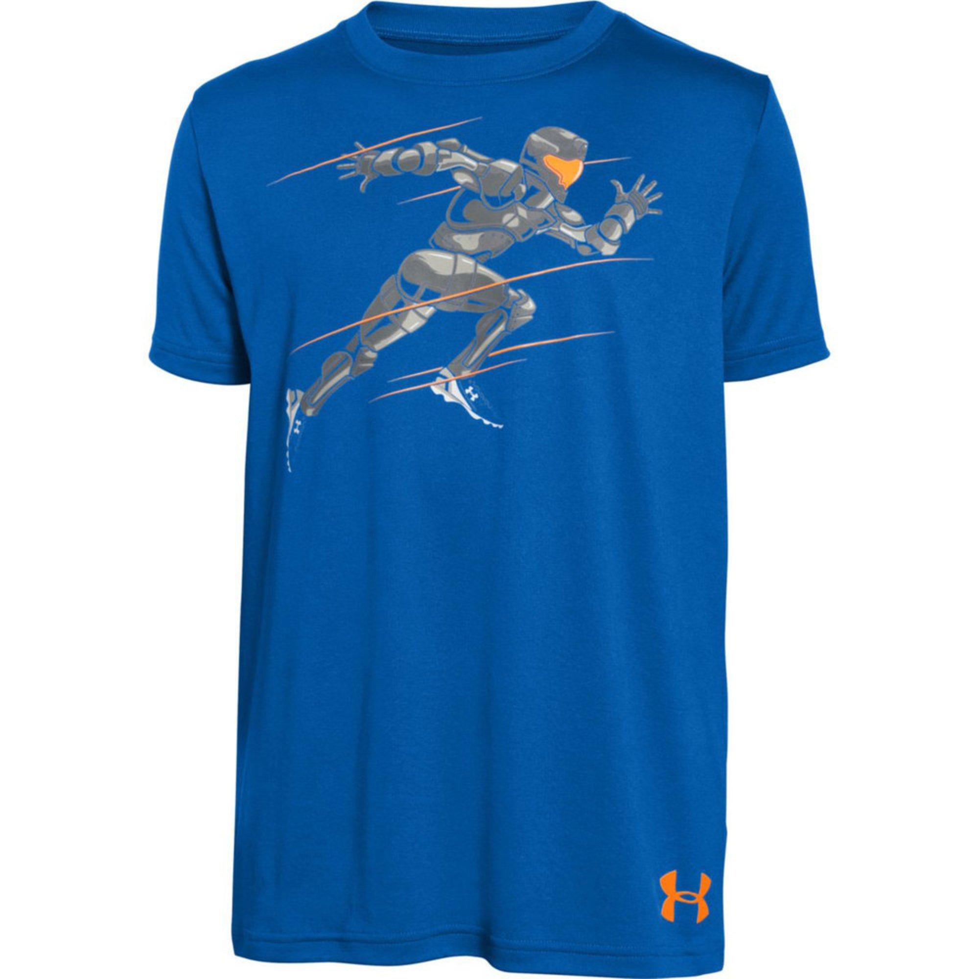 Under Armour Big Boys 39 Running Man Tee Big Boys 39 Shirts