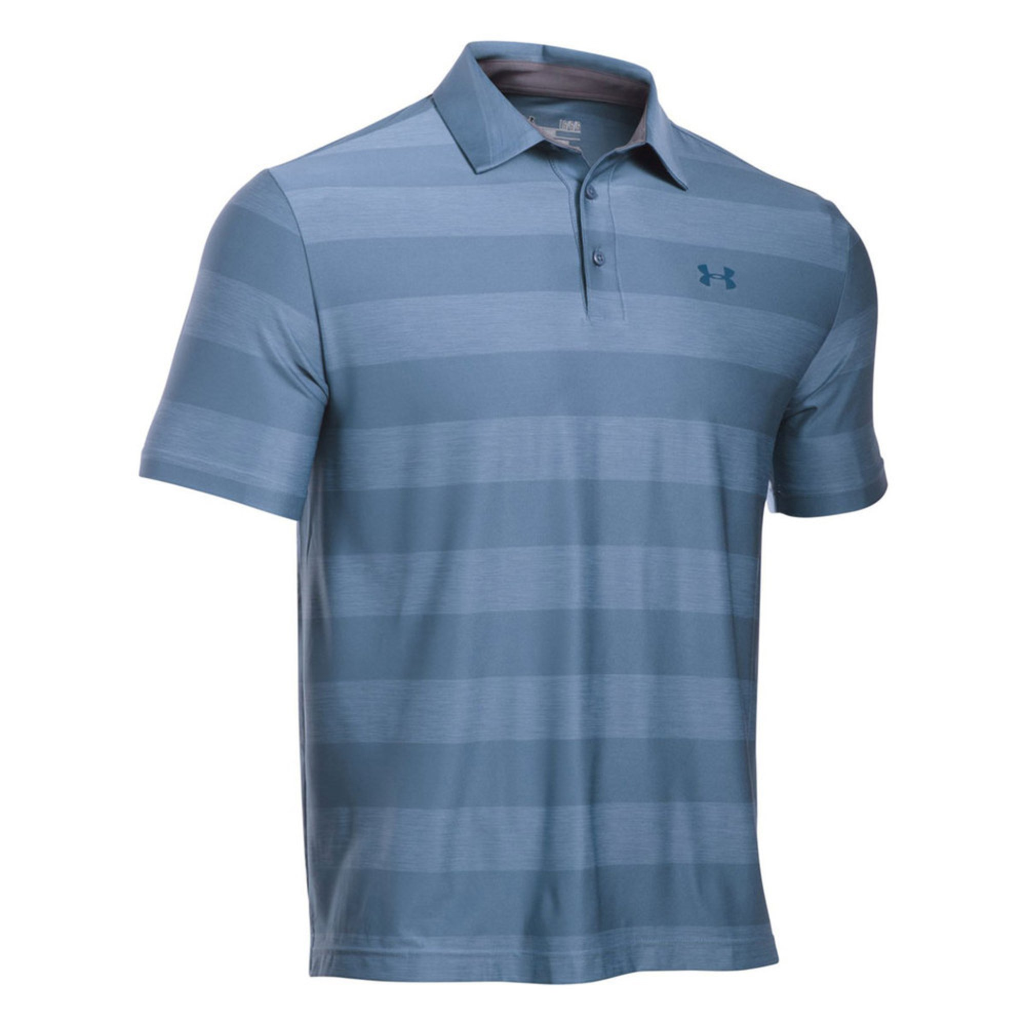 Under armour men 39 s playoff polo men shop your navy for Under armour men s shirts clearance