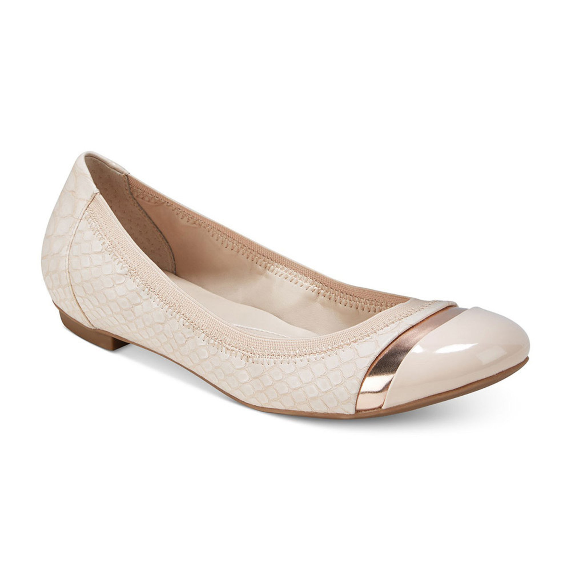 alfani jemah s sport flat shoe pale pink shoes