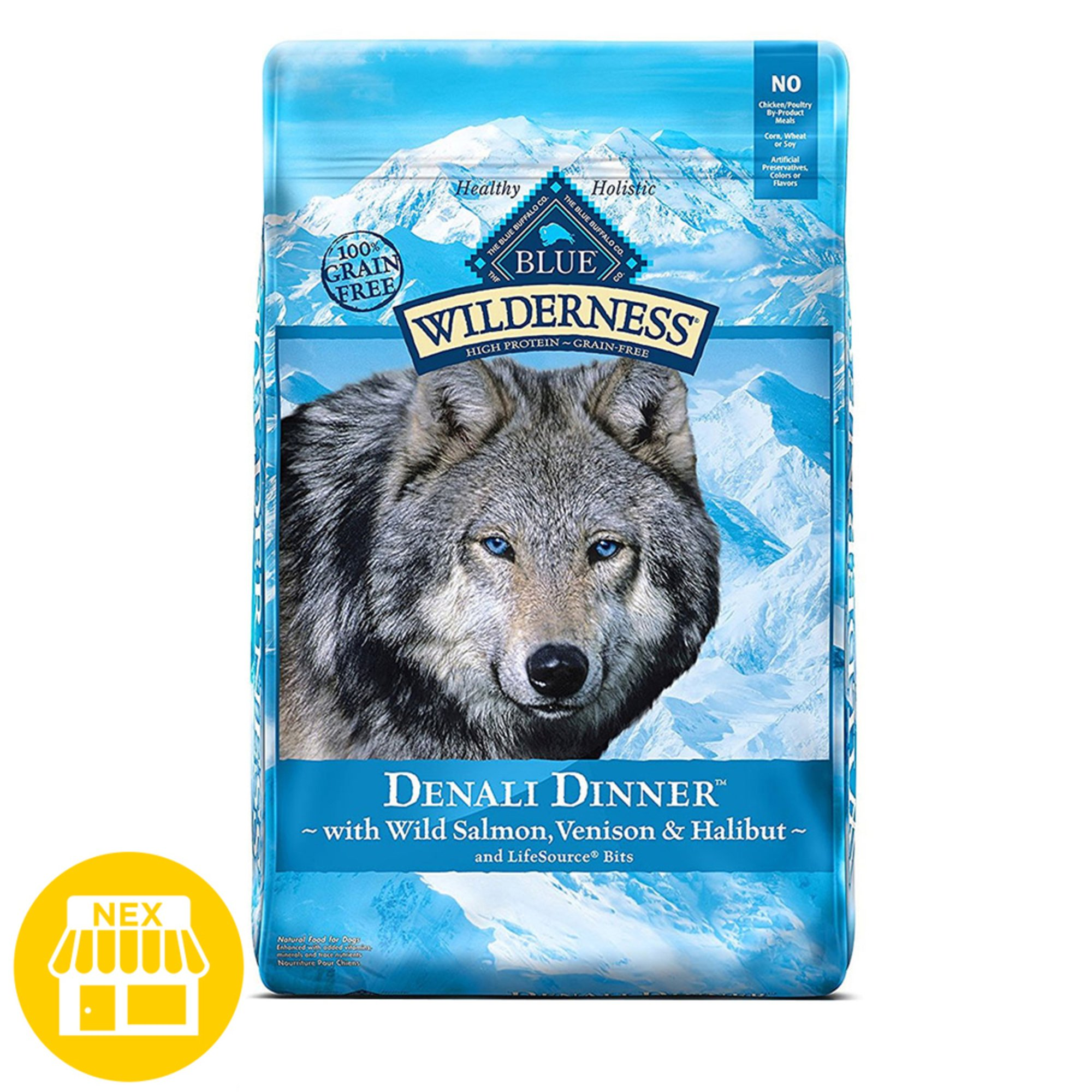 Denali Dinner Dog Food