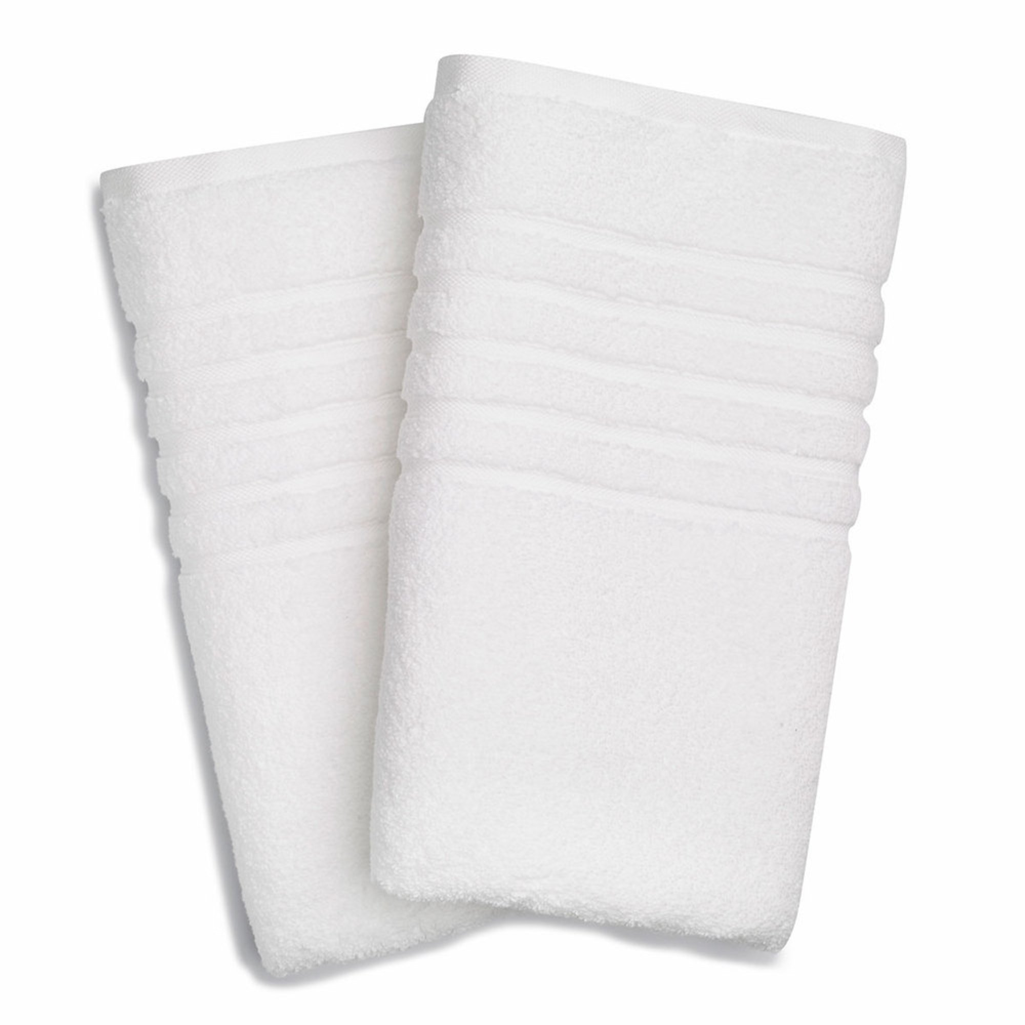 Hotel Collection Microcotton Wash Cloth, White