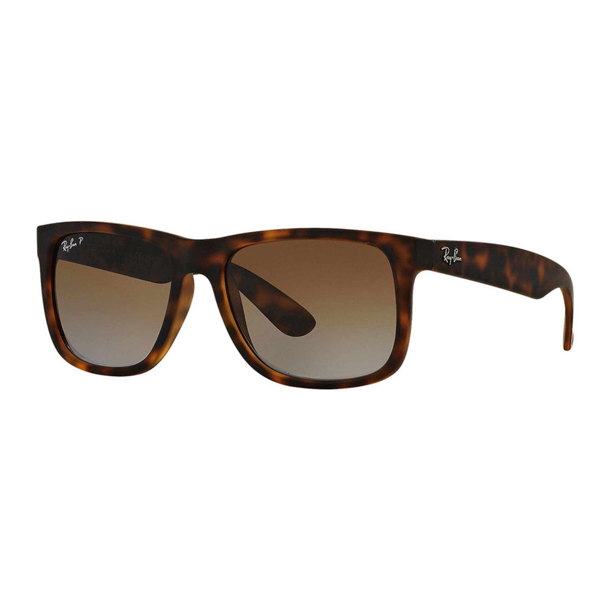 d5df1b25a7 Ray-Ban. Ray-Ban Men s Polarized Justin Classic Sunglasses