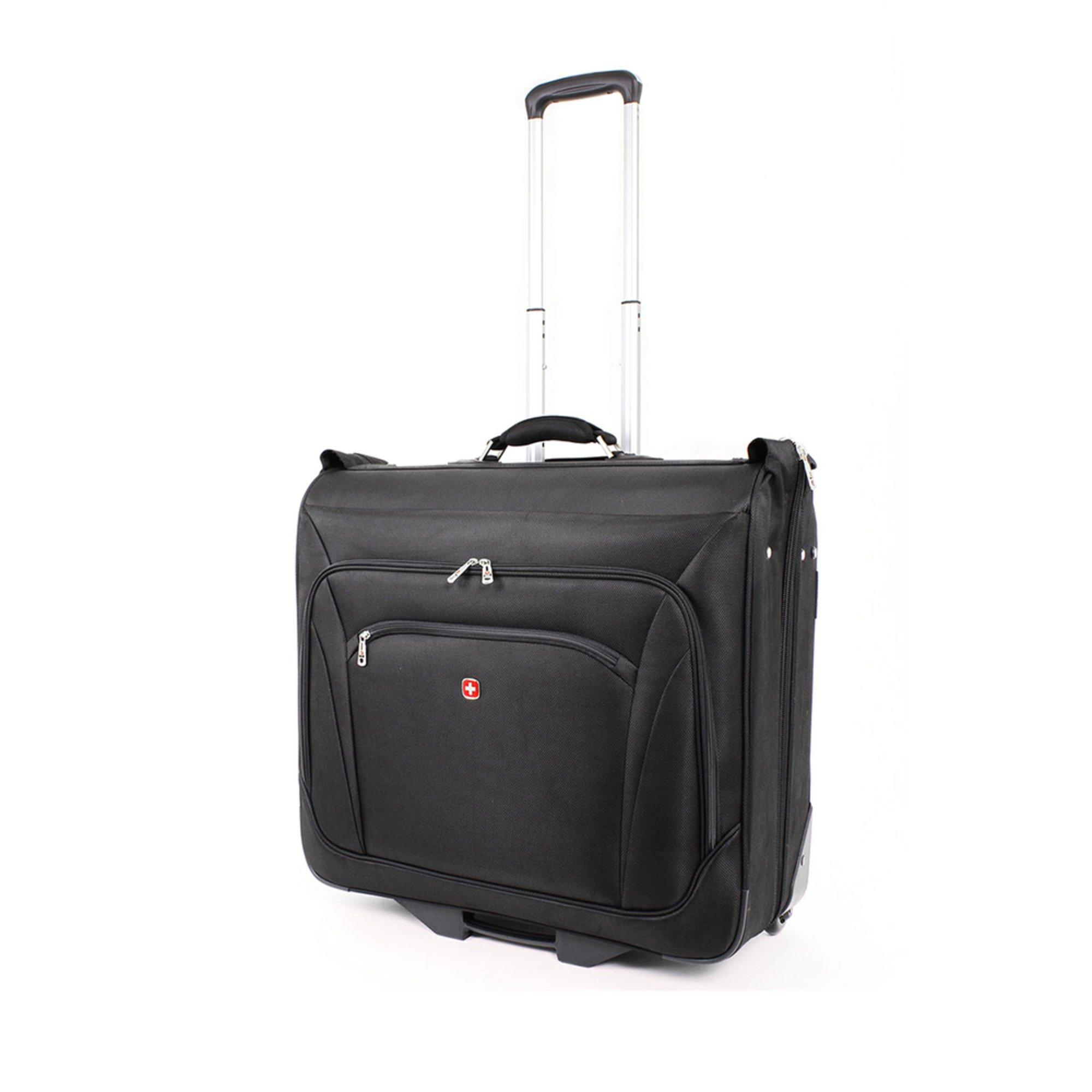443c5abfc1e0 Swiss Gear Zurich Wheeled Garment Bag - Black