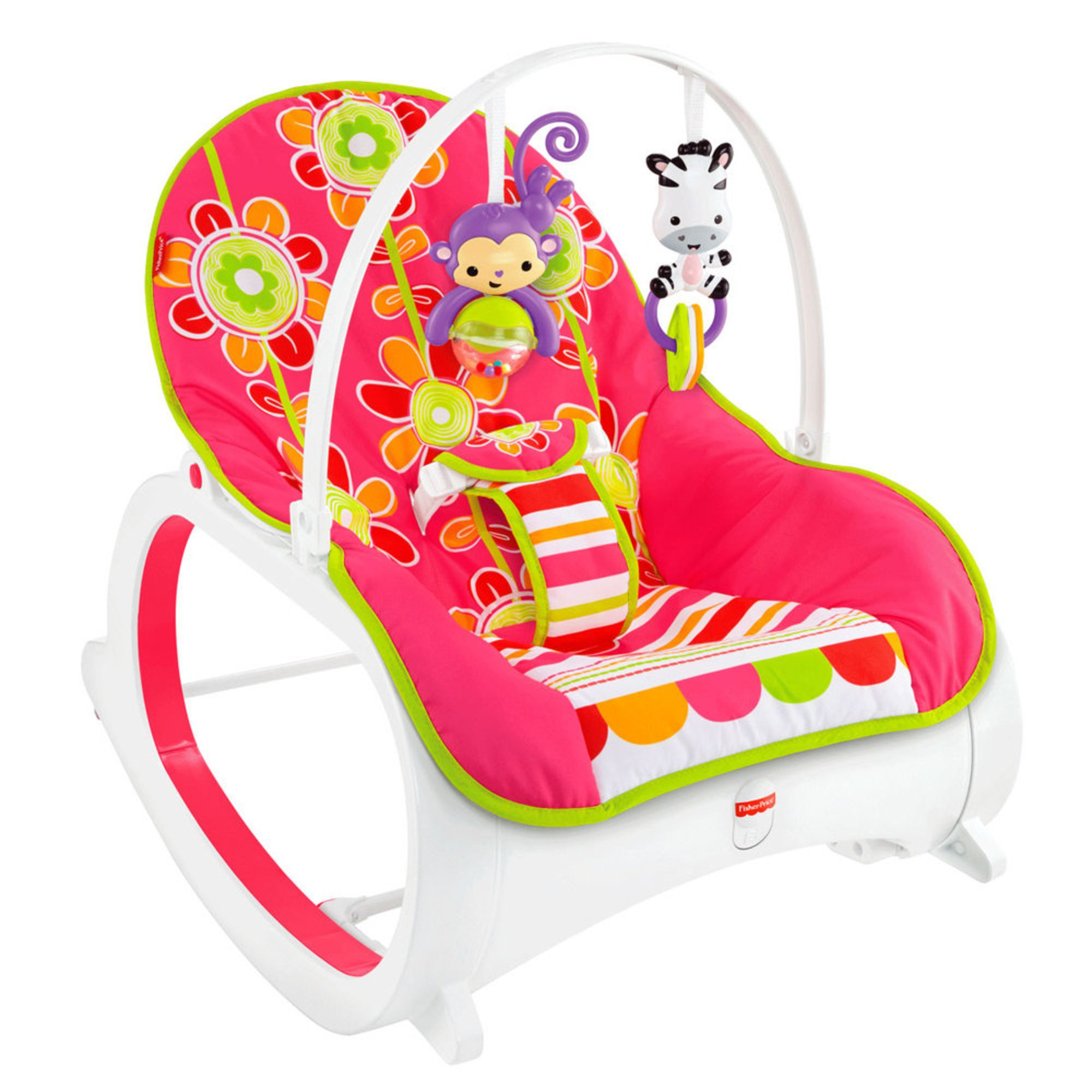 7b39b903d5f8 Fisher-price Infant To Toddler Rocker