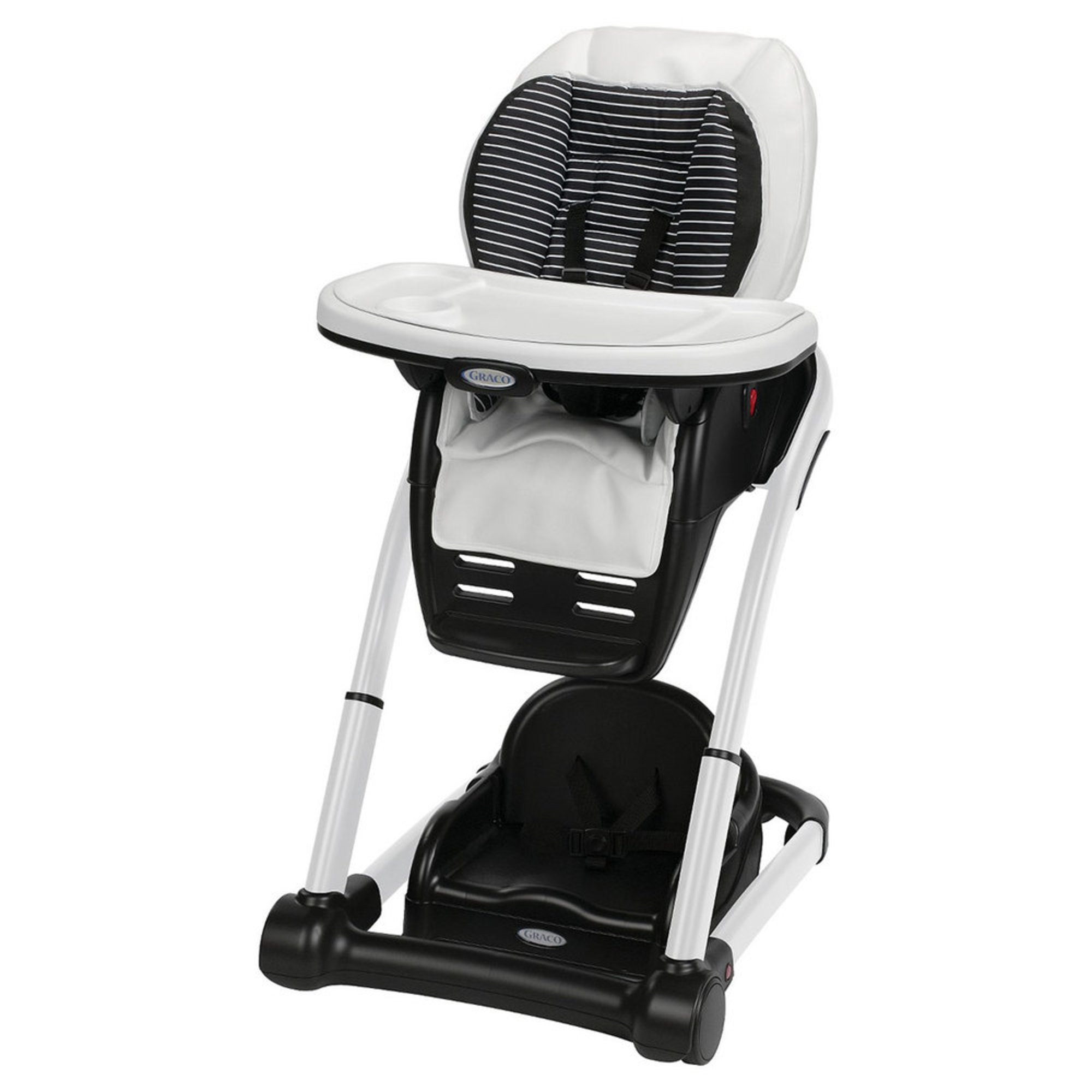 graco blossom 4 in 1 convertible highchair studio high
