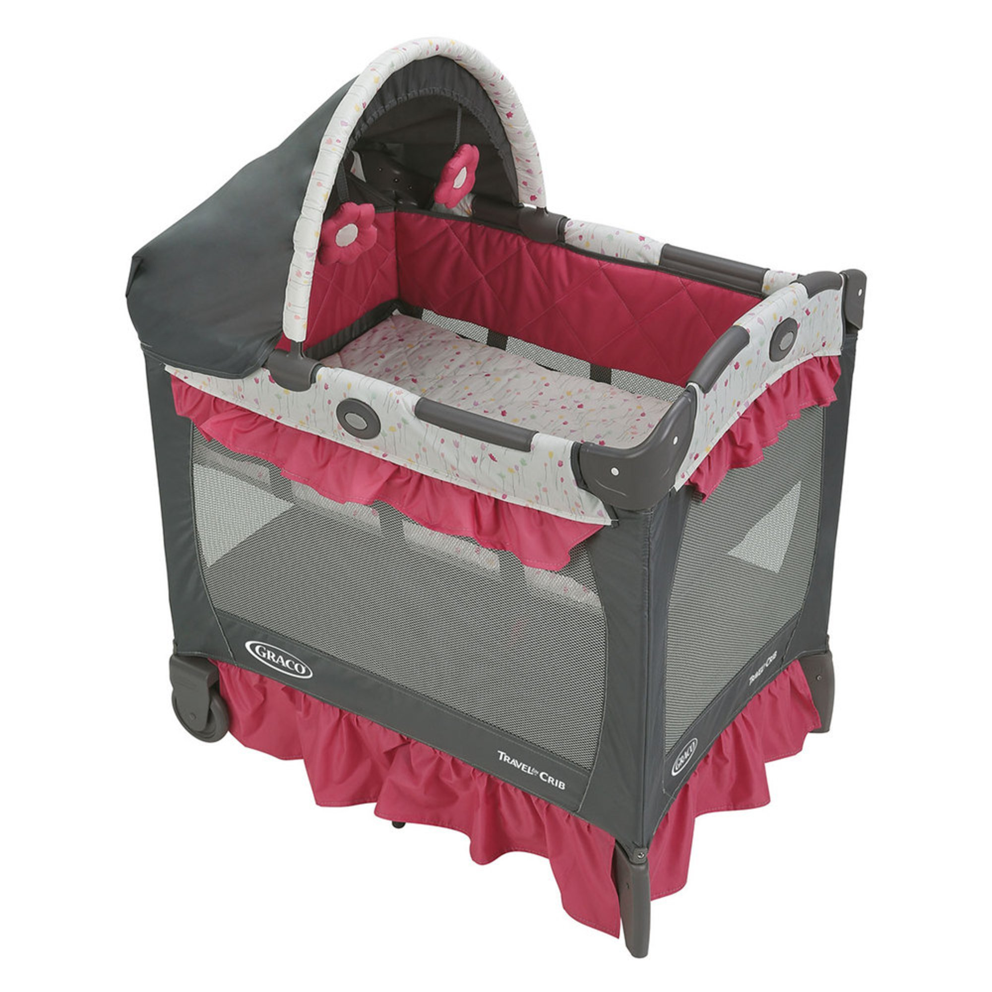Graco Travel Lite Crib With Stages Alma Playards Kids