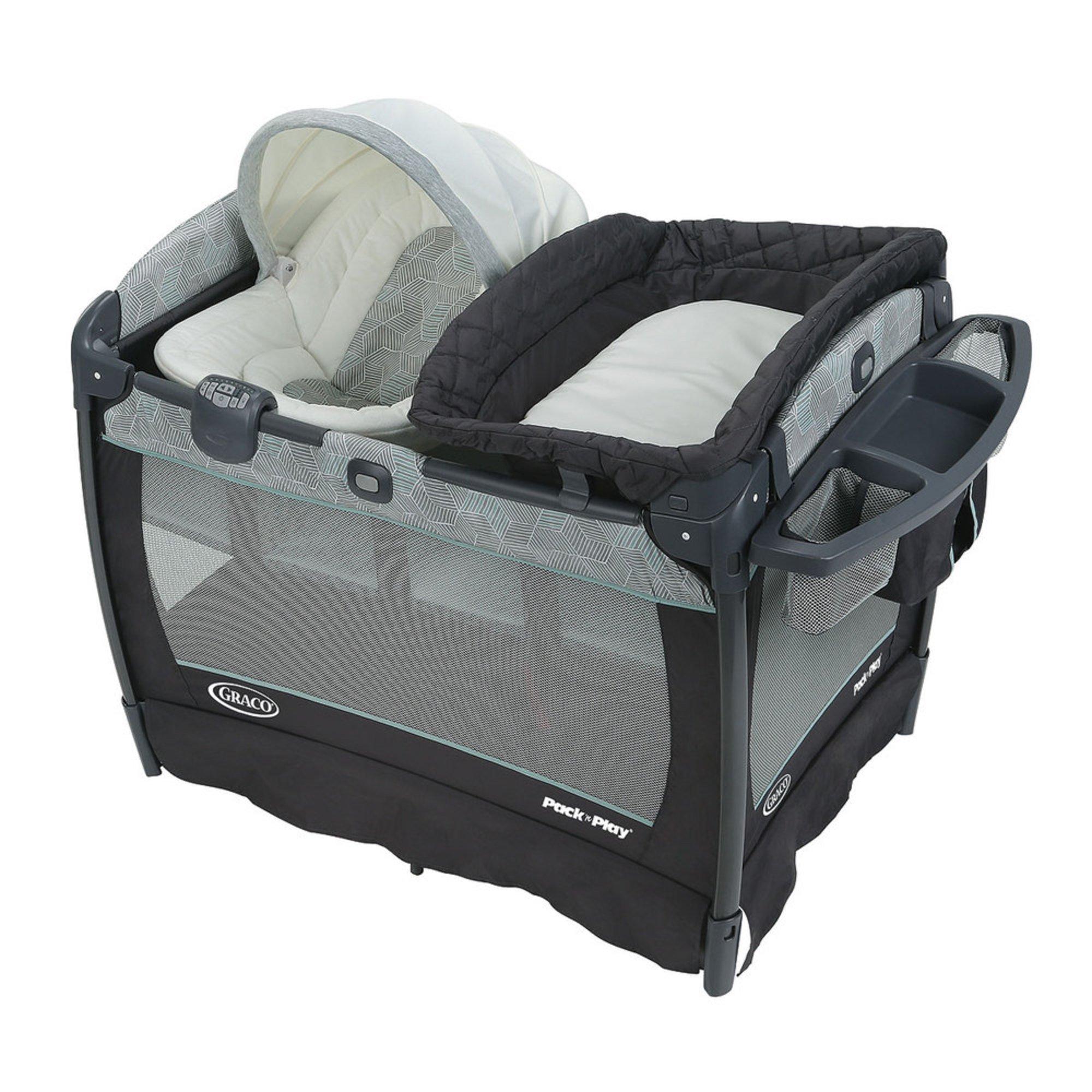 30d7611eb75e3 Graco Pack  n Play Playard With Newborn Napper Playard   Surround ...