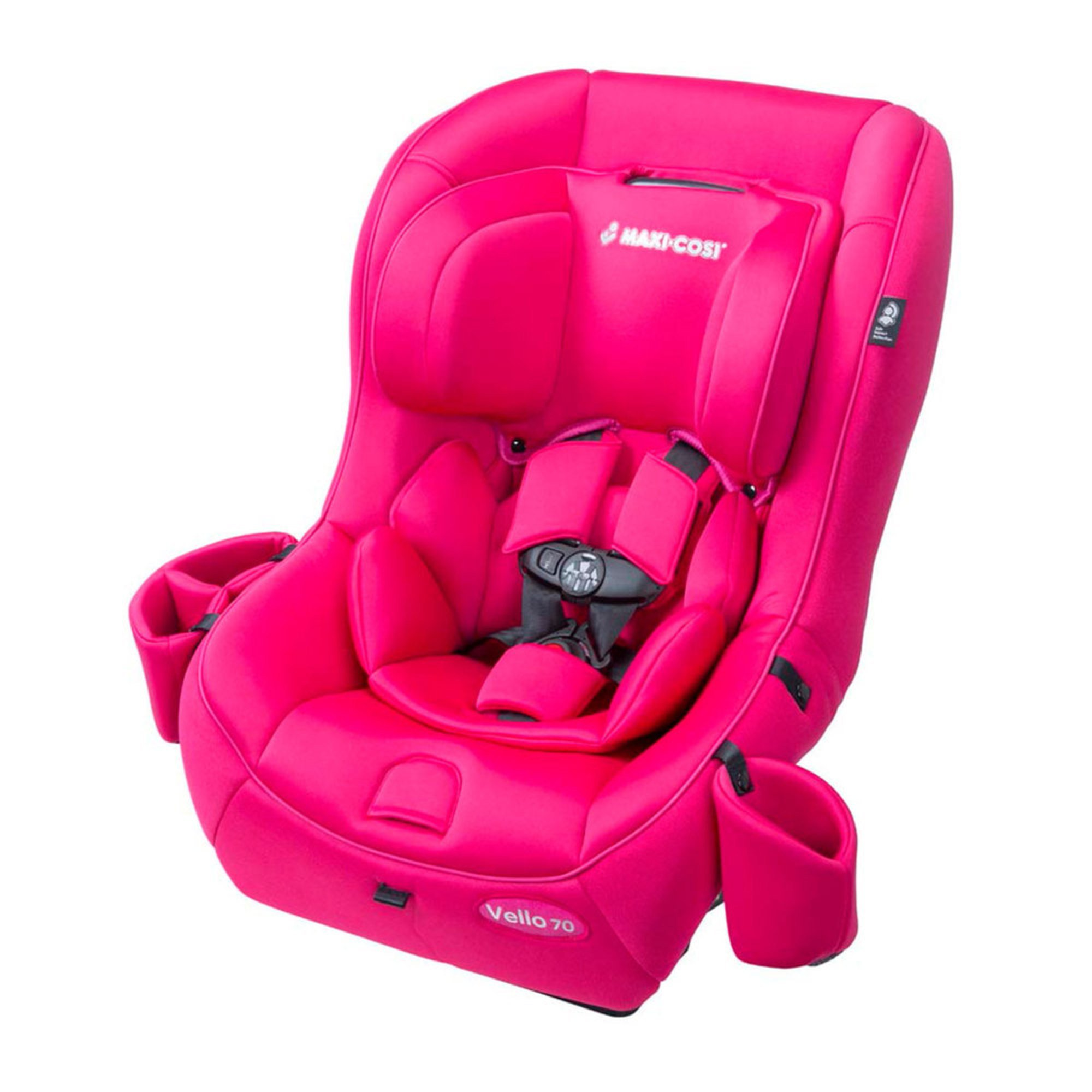 maxi cosi vello 70 convertible car seat pink convertible car seats baby kids toys shop. Black Bedroom Furniture Sets. Home Design Ideas