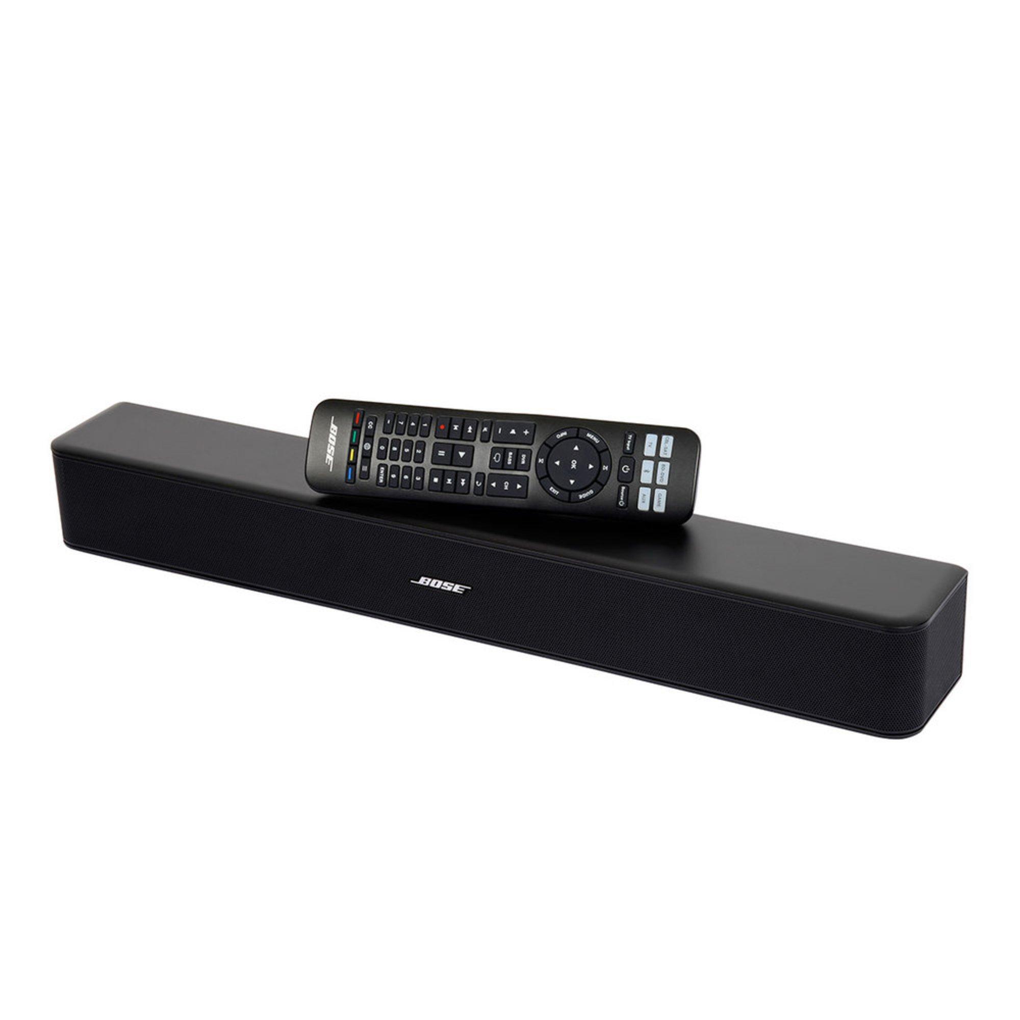 Bose Solo 5 Tv >> Bose Solo 5 Tv Sound System Soundbar Systems Electronics Shop