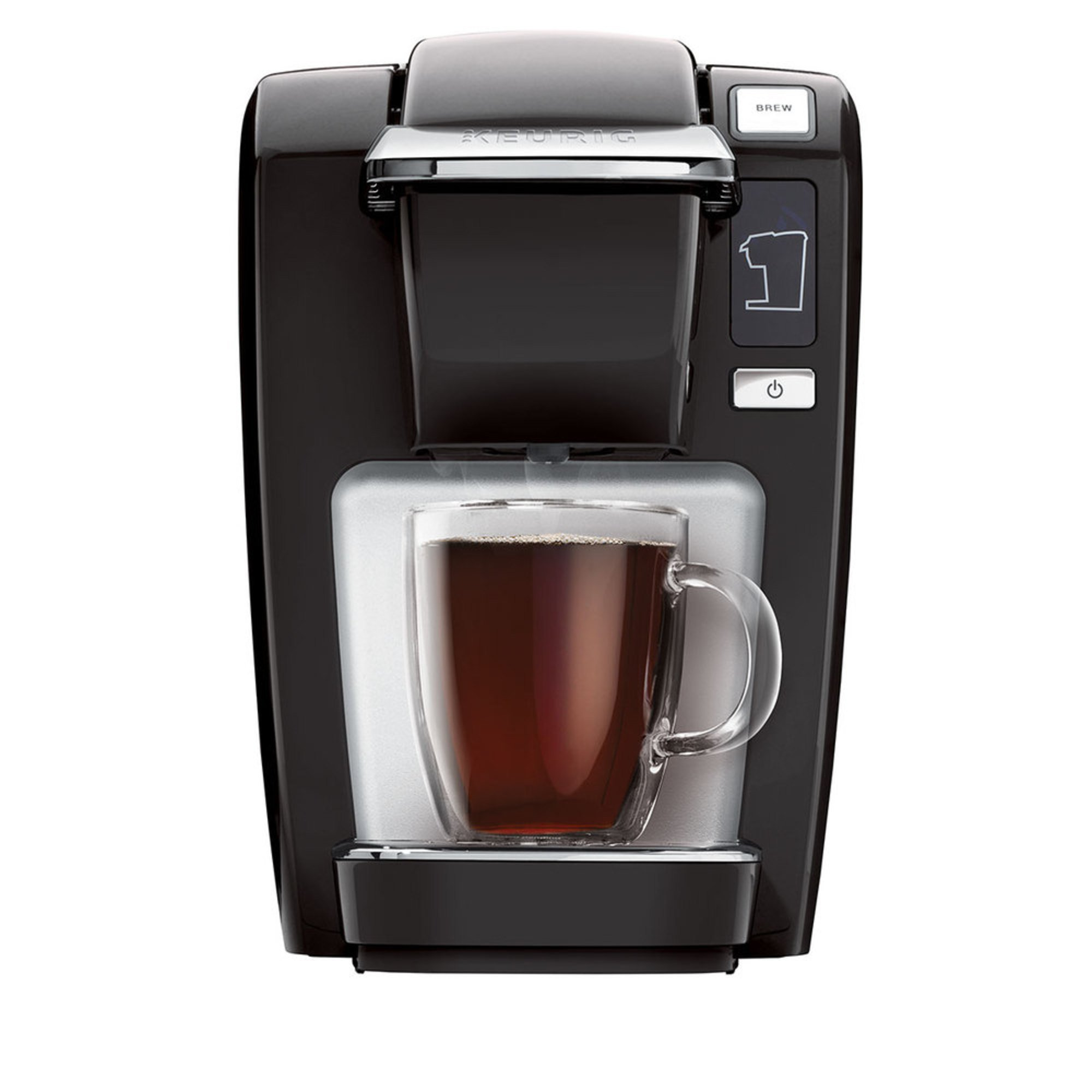 Navy Coffee Maker ~ Keurig classic series k brewer black single
