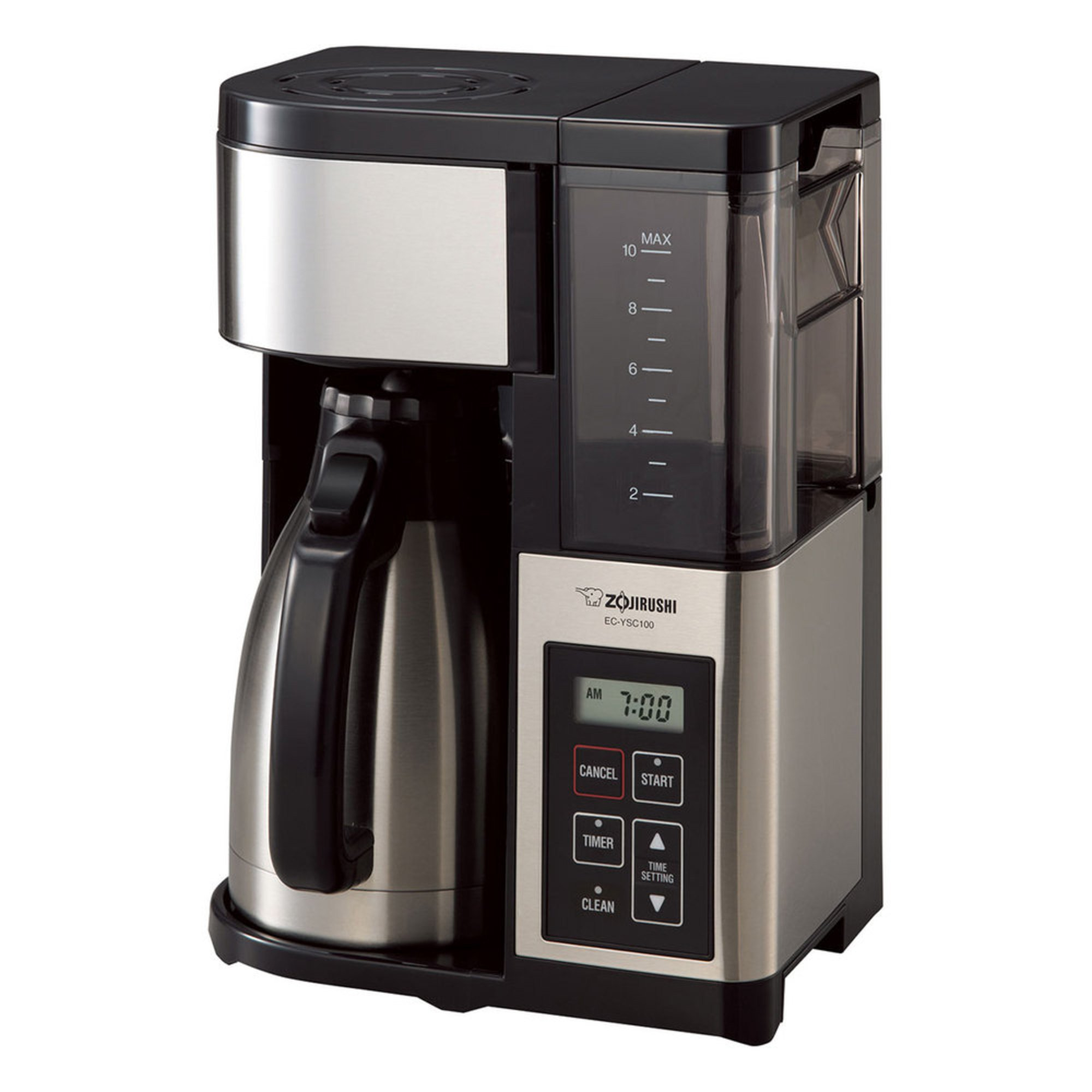 Coffee Maker With Carafe Reviews : Zojirushi Fresh Brew Plus Thermal Carafe Coffee Maker (ec-ysc100xb) Coffee Makers For The ...
