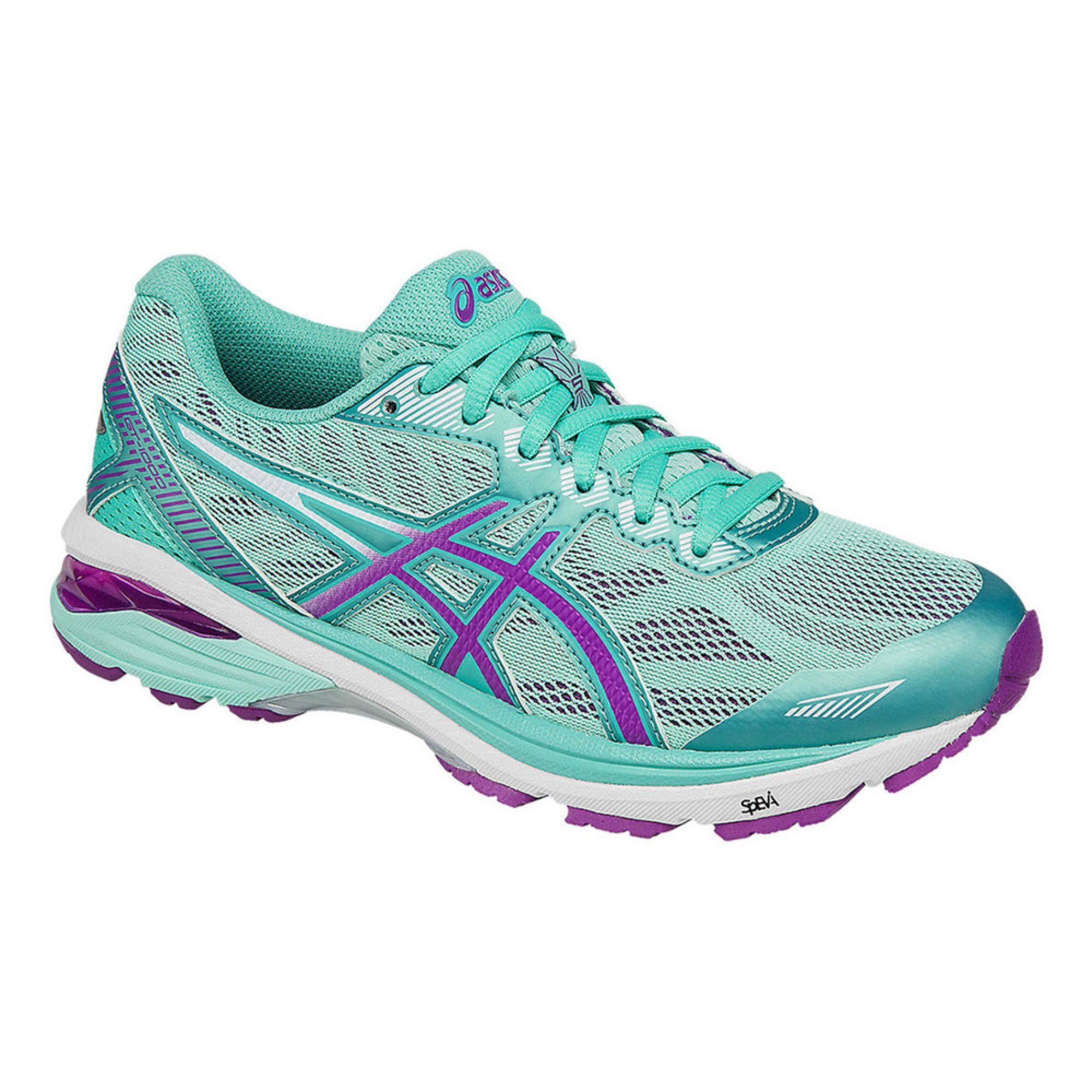 Asics. Asics GT-1000 5 Women's Running Shoe Mint / Orchid / Cockatoo
