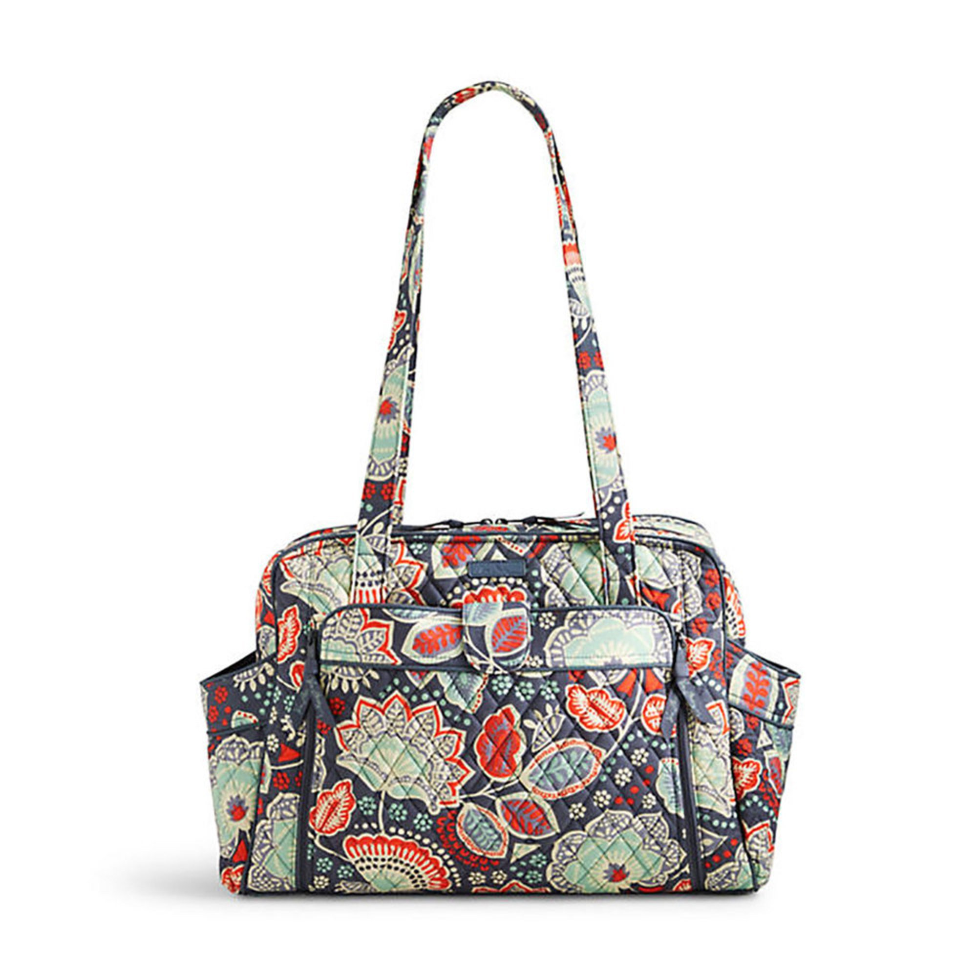 vera bradley stroll around baby bag nomadic floral totes kids shop your navy exchange. Black Bedroom Furniture Sets. Home Design Ideas