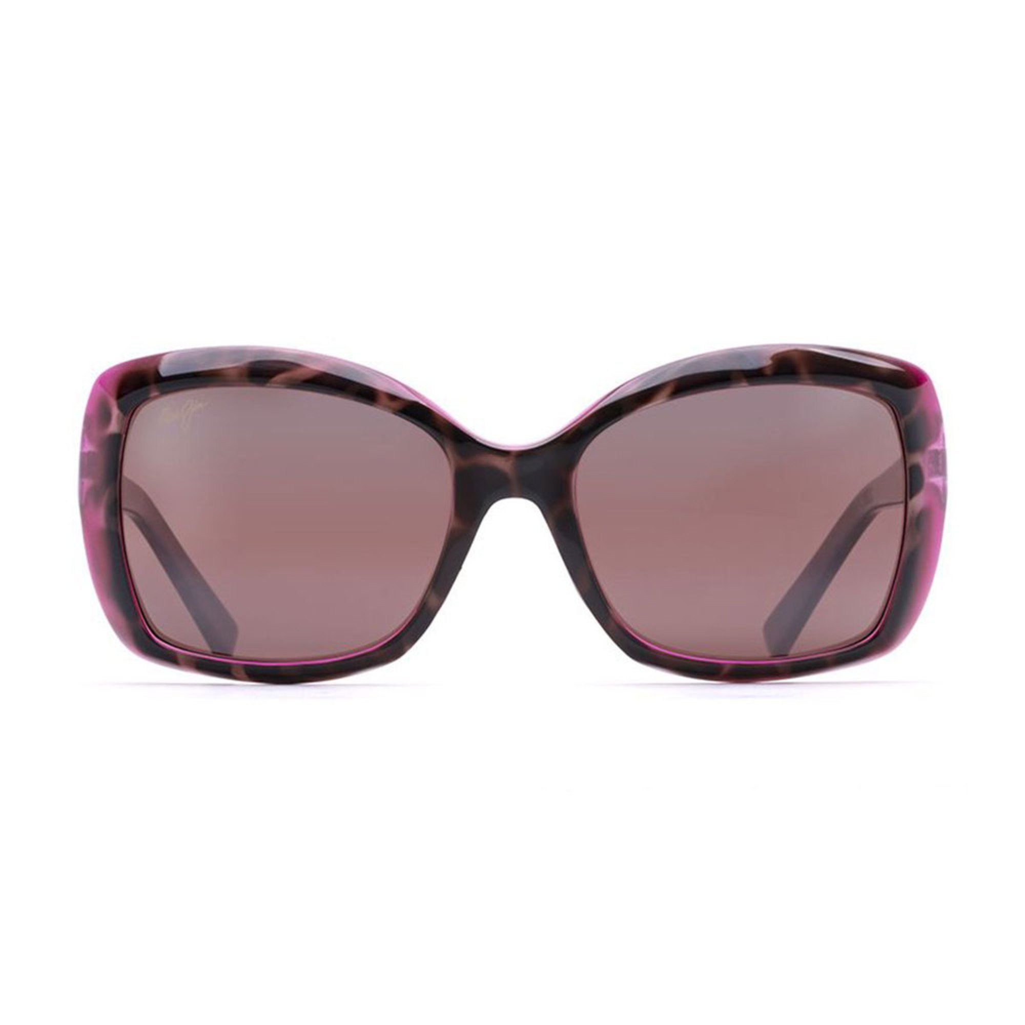 Maui Tortoise Women's Orchid Raspberry Polarized Fashion With Sunglasses Jim lKJcFT1