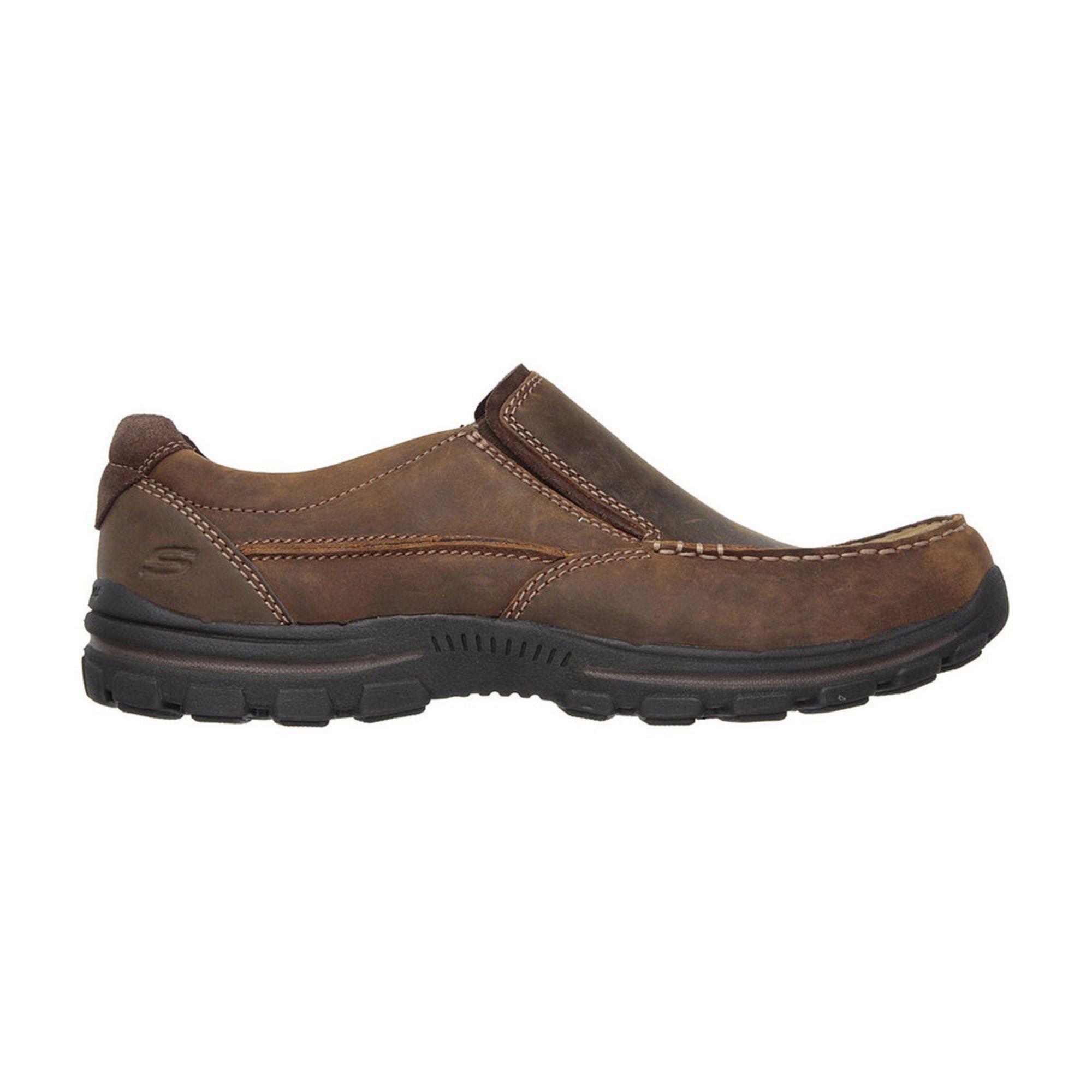 9752fec7bd051 Skechers Men's Braver Rayland Slip On | Men's Casual Shoes | Shoes ...