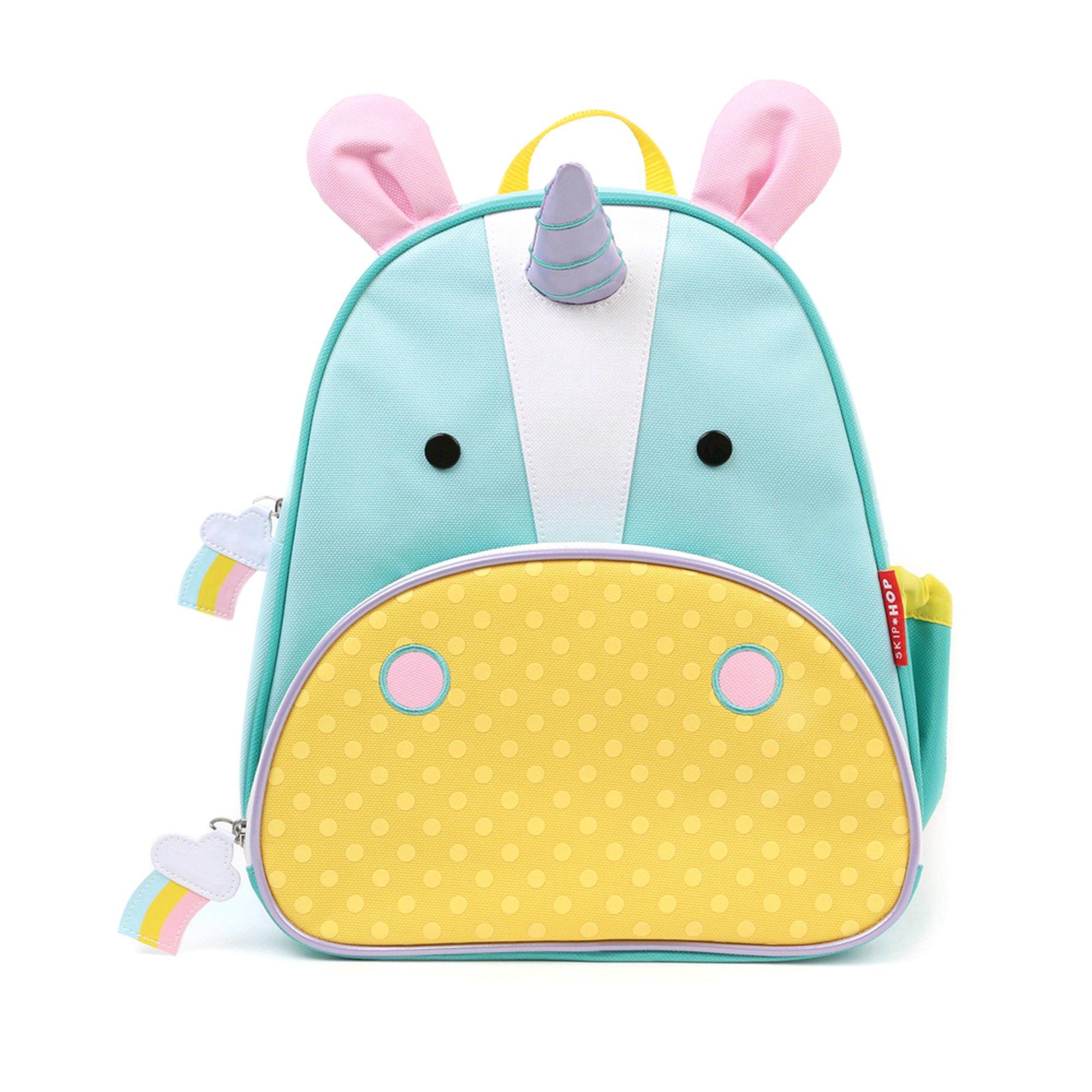 skip hop zoo little kid backpack unicorn backpacks baby kids toys shop your navy. Black Bedroom Furniture Sets. Home Design Ideas