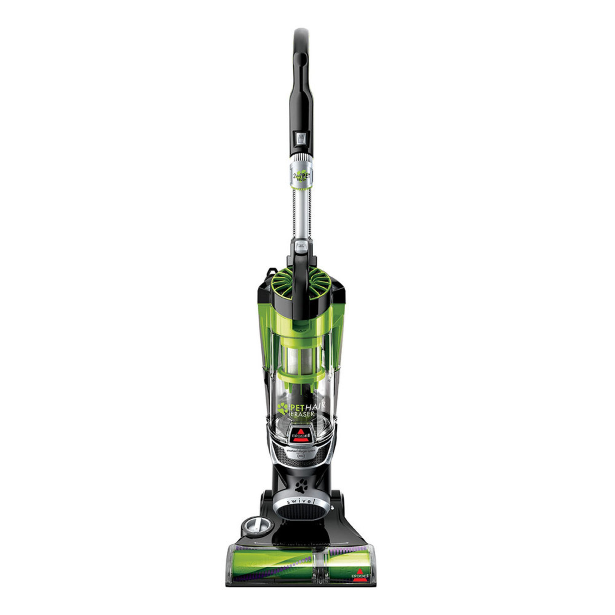 Bissell pet hair eraser vacuum 1650 specialty vacuums for pets bissell dailygadgetfo Image collections