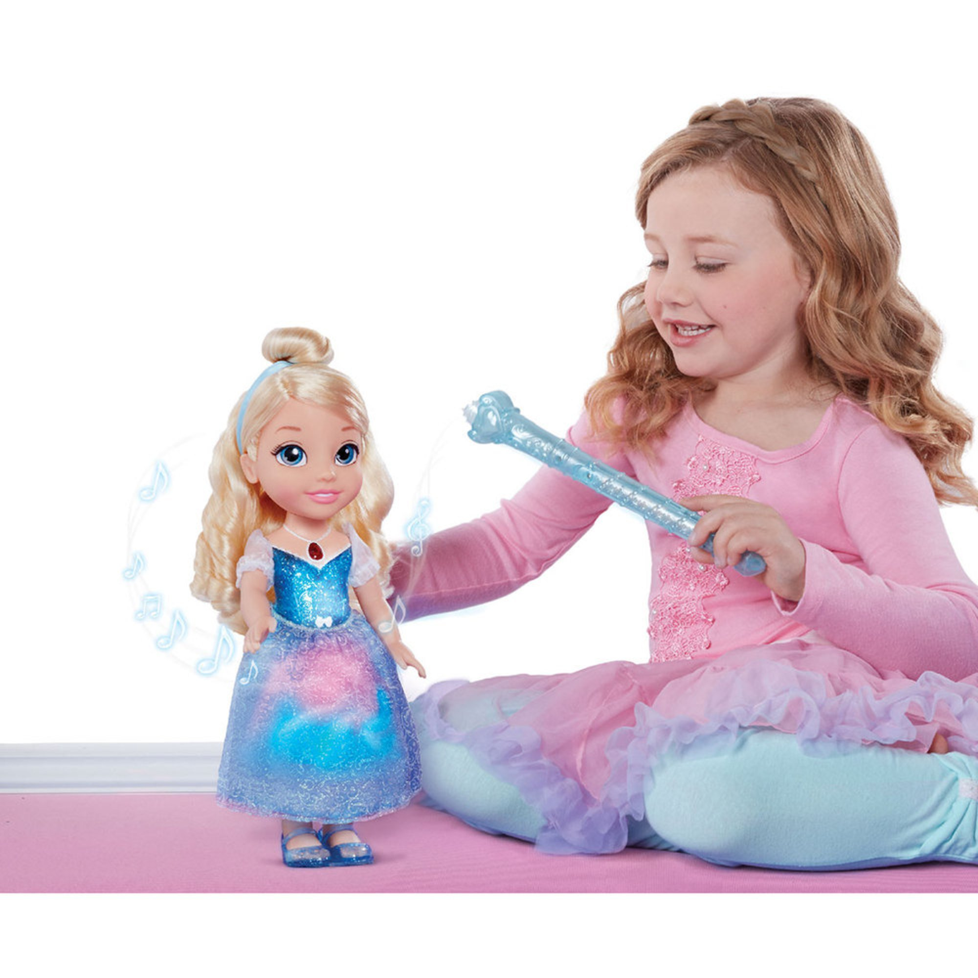 Magical Wand Cinderella Dolls Baby Kids Amp Toys Shop