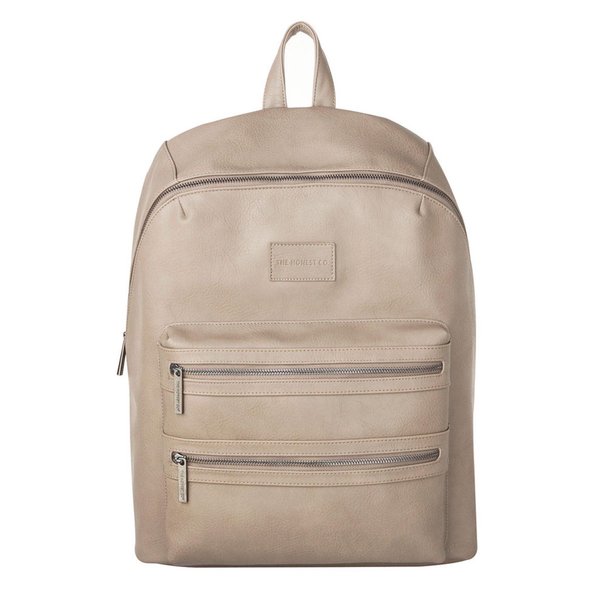 The Honest Company City Backpack Elephant Grey