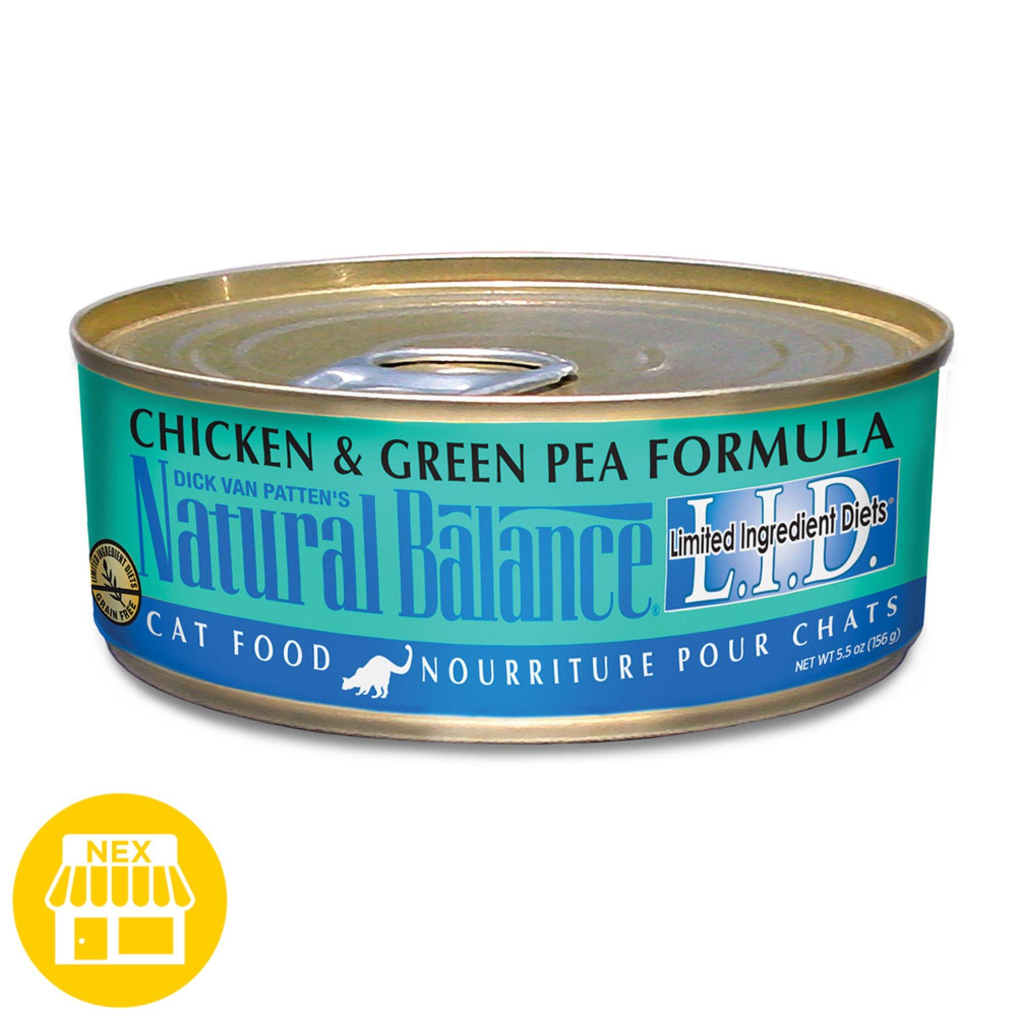 Natural Balance Grain Free Cat Food Reviews