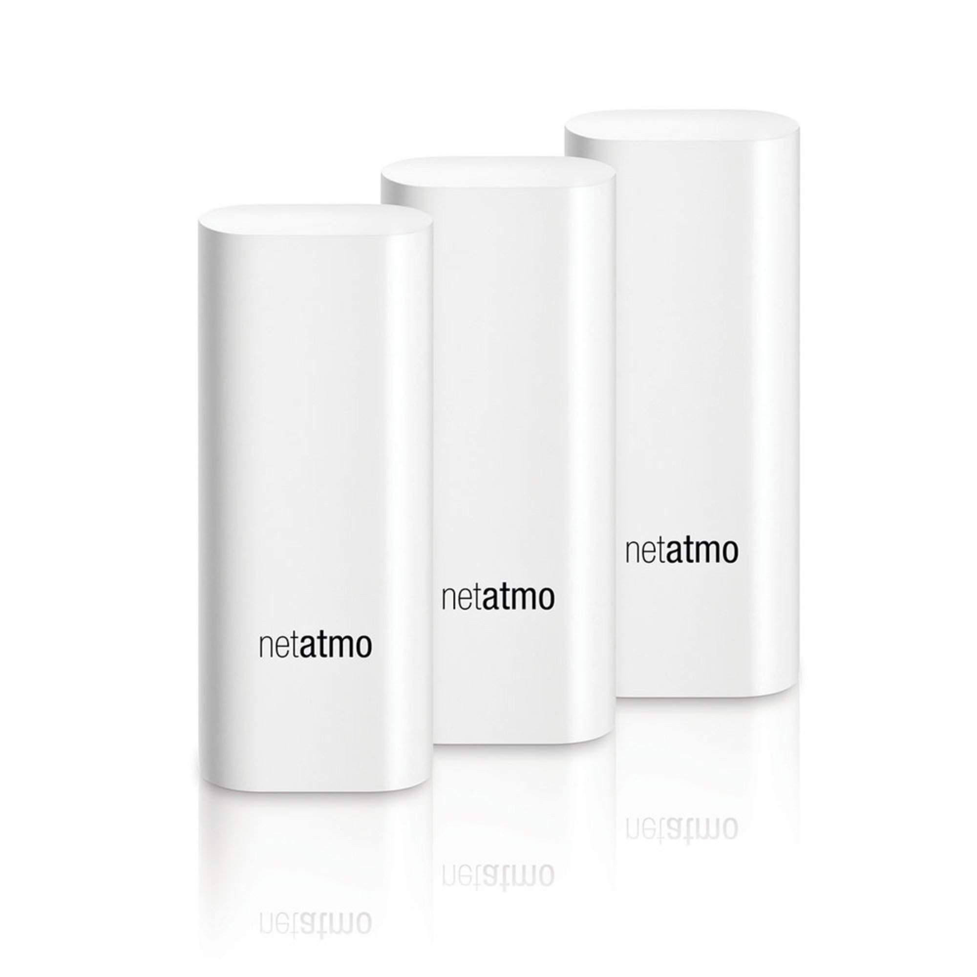 Netatmo Tags Security Sensor 3-pack For The Welcome Camera