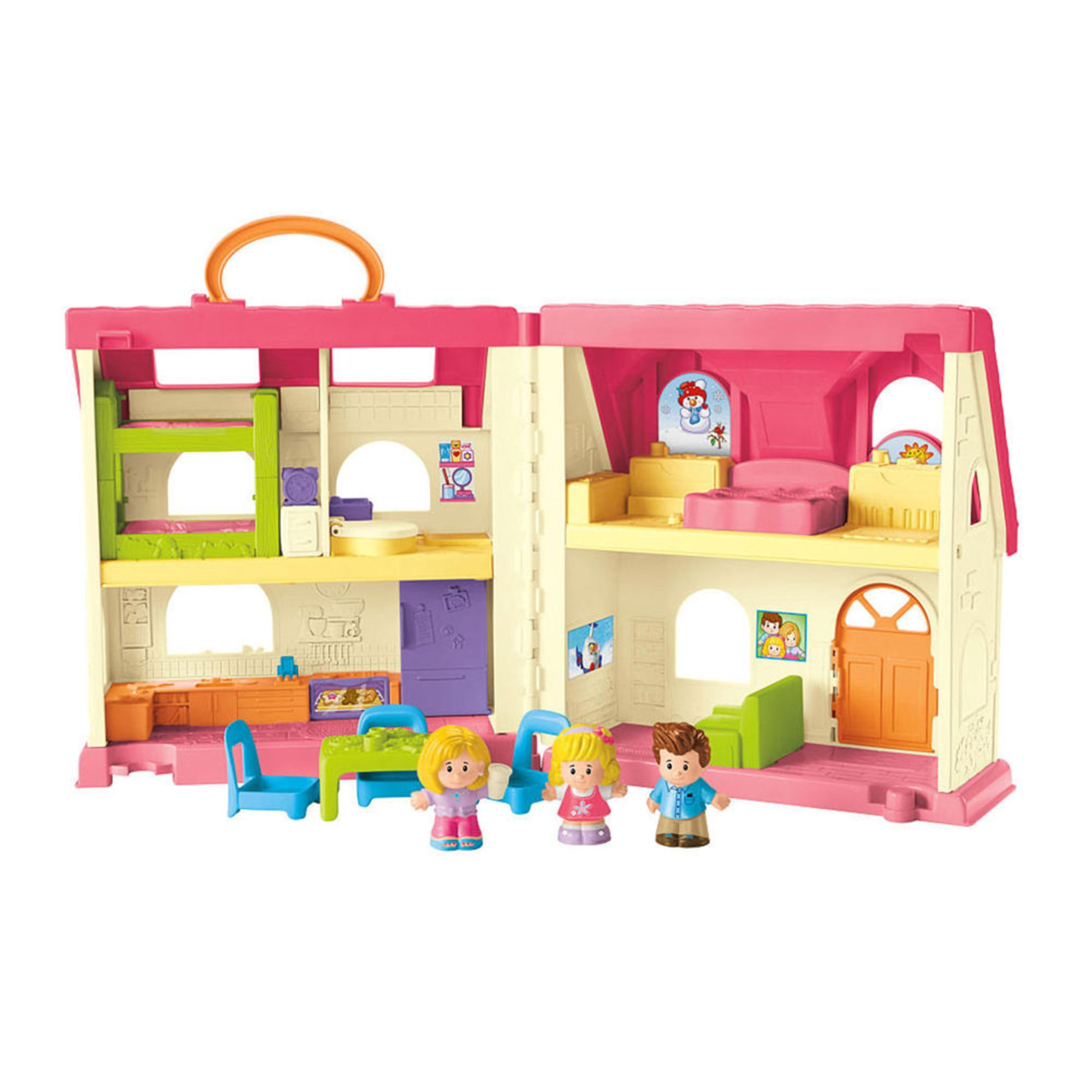 Little People Surprise Sounds Home Furniture Vehicles Dollhouses Baby Kids Toys