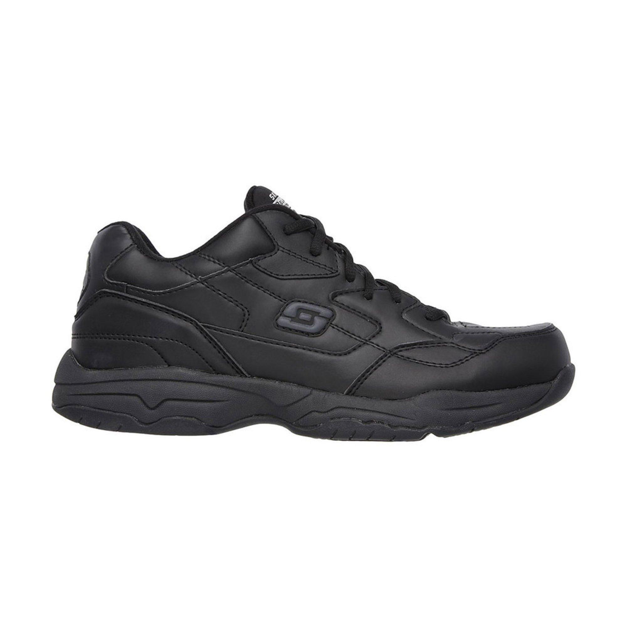 best service 83feb c0c99 Skechers. Skechers Men s Felton Slip Resistant Sneaker