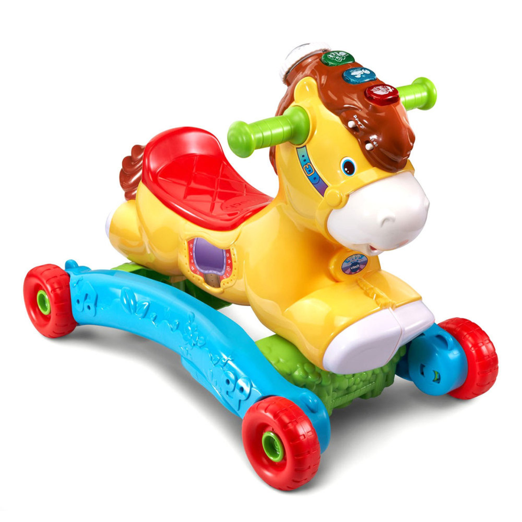 Target Riding Toys For Boys : Vtech gallop rock learning pony early toys