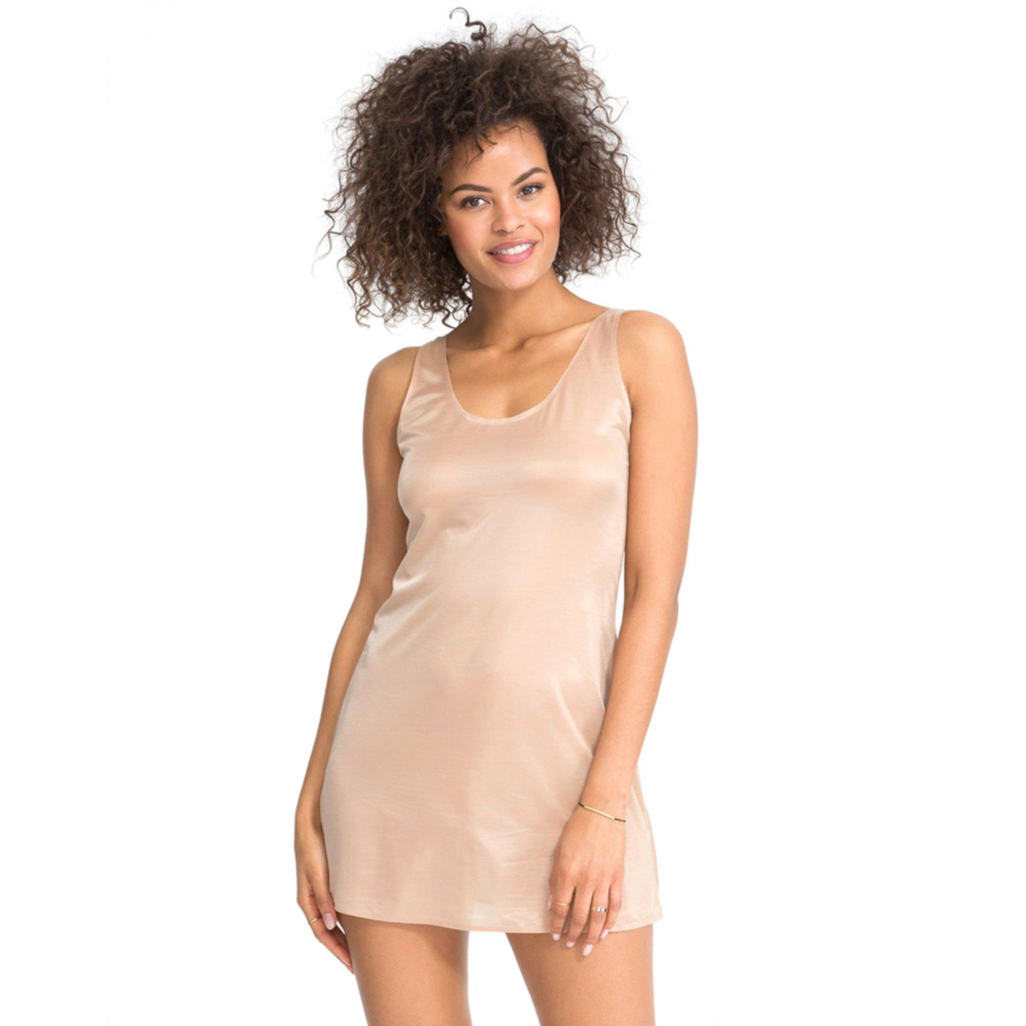 Spanx Sweep Tank Slip Naked 2.0   Women's Intimate Apparel ...