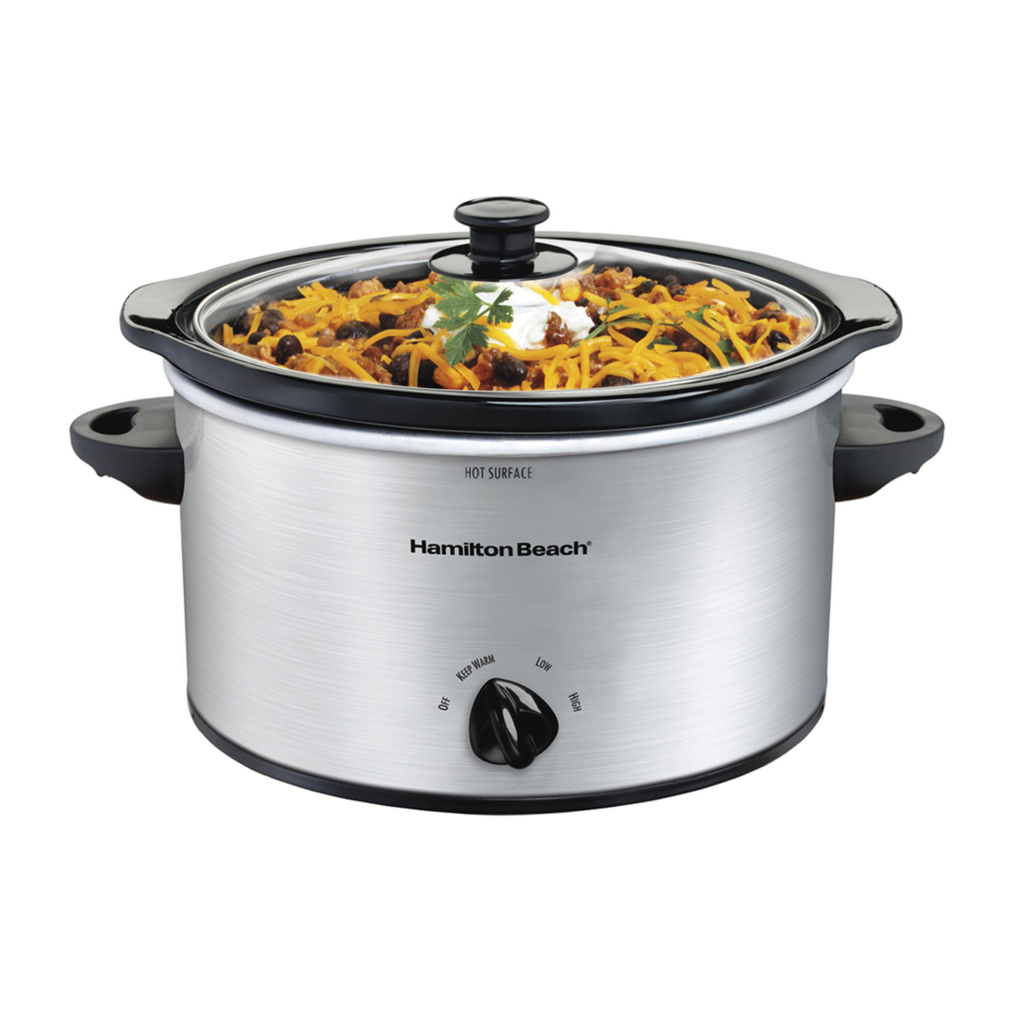 Hamilton beach 3 quart slow cooker 33236 slow cookers for Hamilton beach pioneer woman slow cooker
