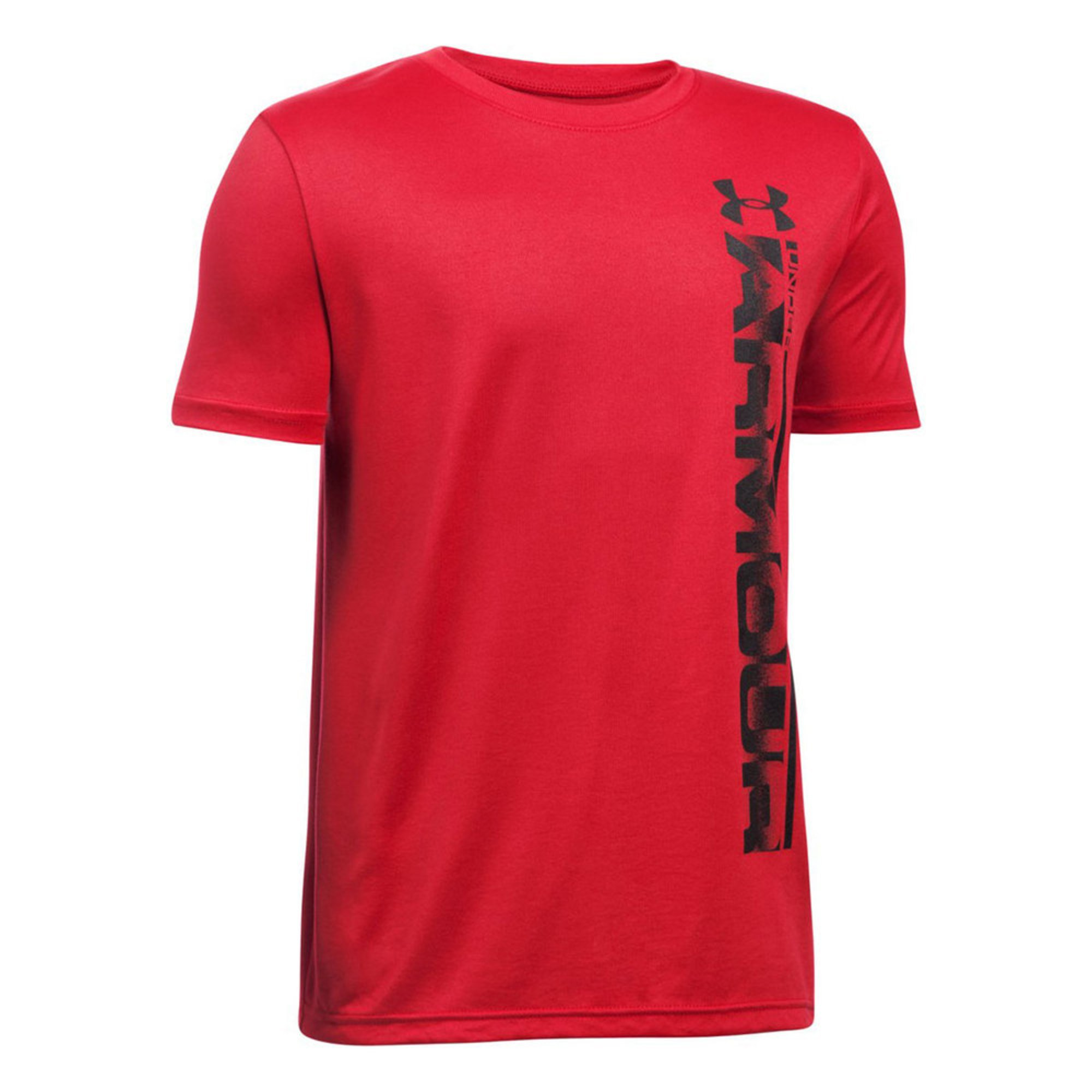 Under armour big boys 39 sideline logo tee big boys for Under armour shirts for kids